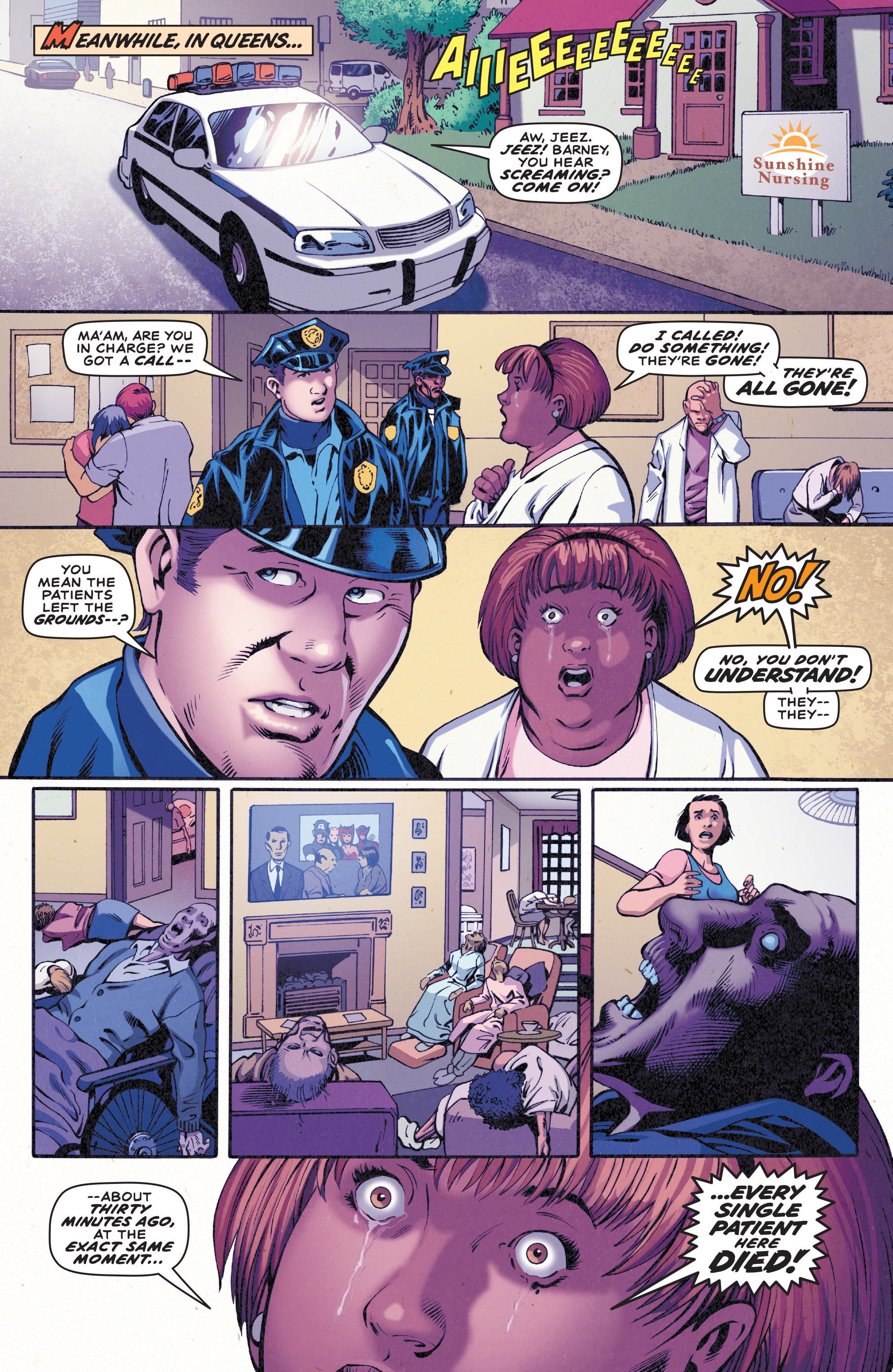 Read online Avengers (2016) comic -  Issue #3.1 - 13