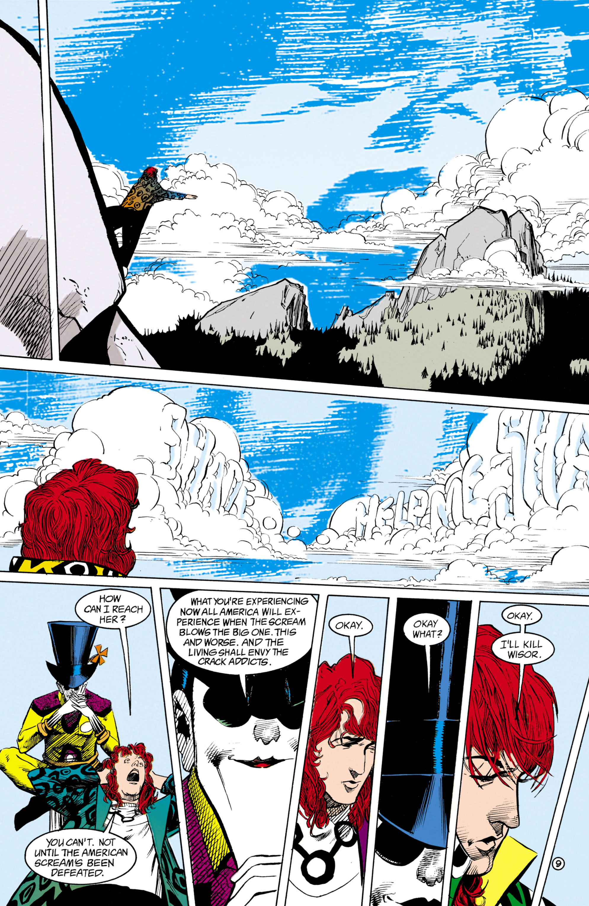 Read online Shade, the Changing Man comic -  Issue #18 - 9