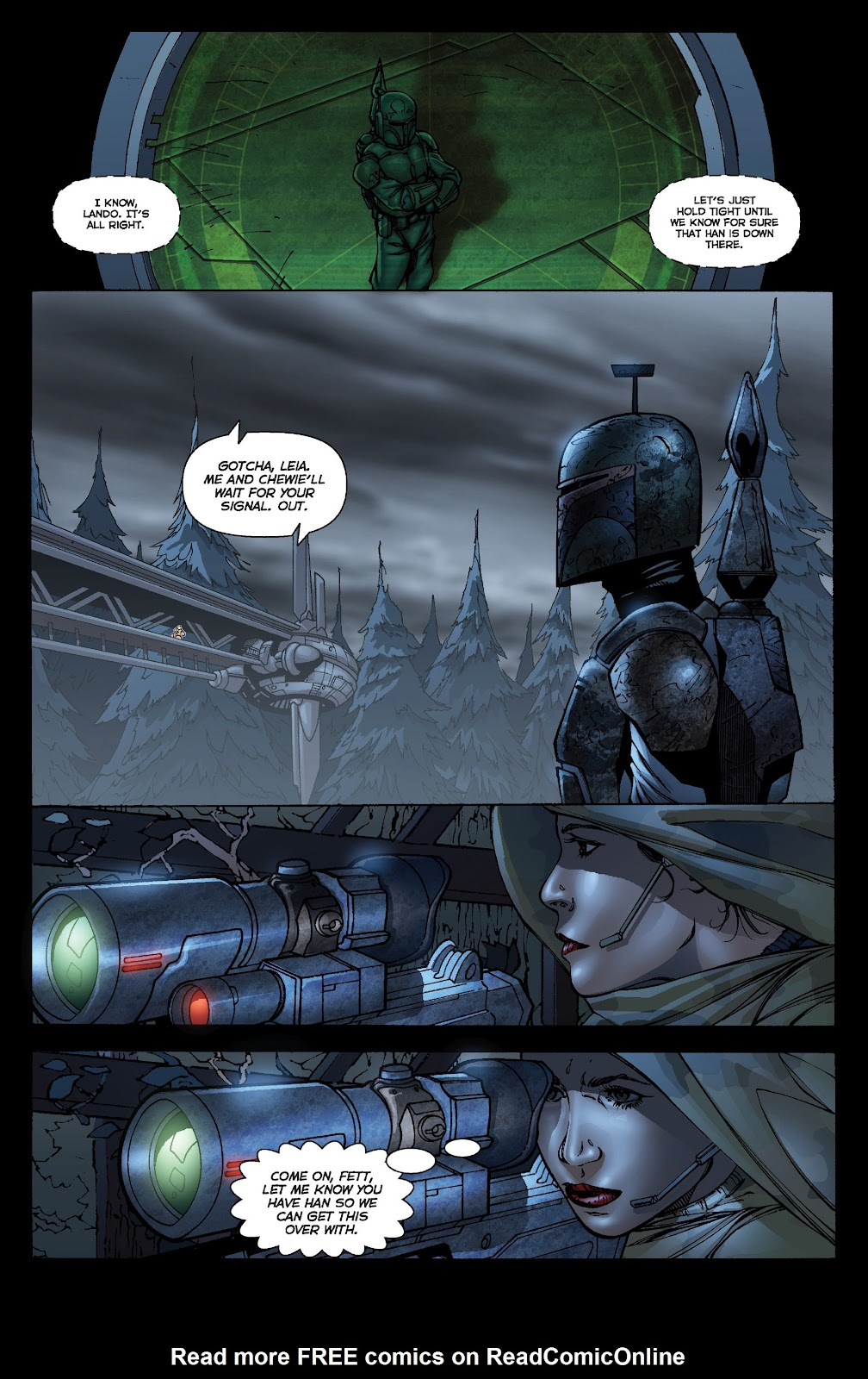 Read online Star Wars Legends: Infinities - Epic Collection comic -  Issue # TPB (Part 3) - 29