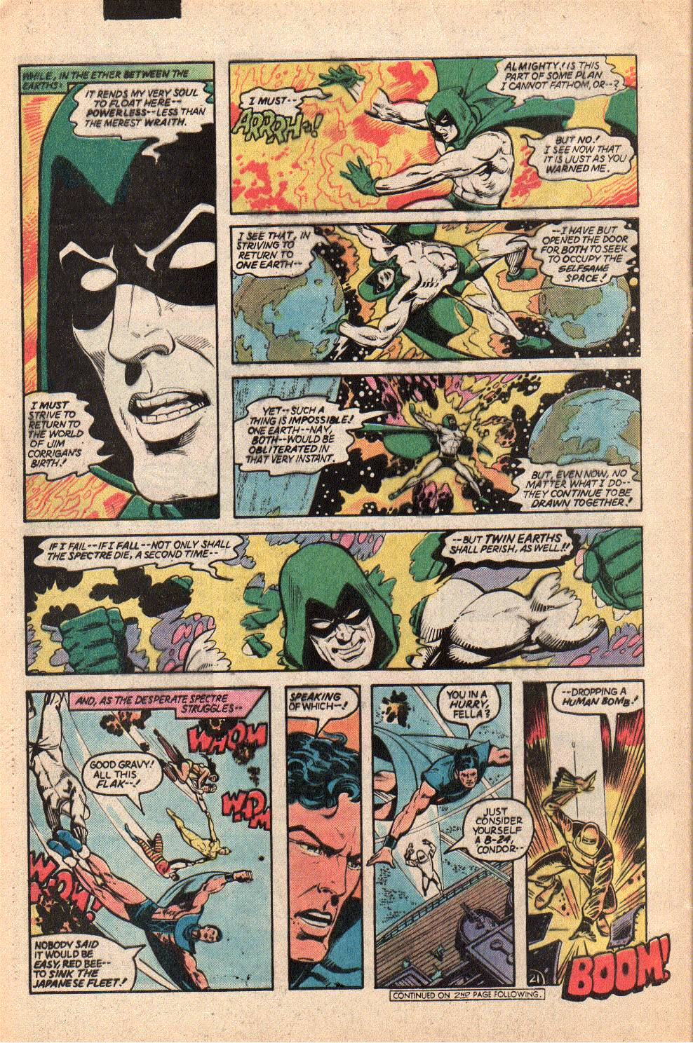 Read online All-Star Squadron comic -  Issue #33 - 28