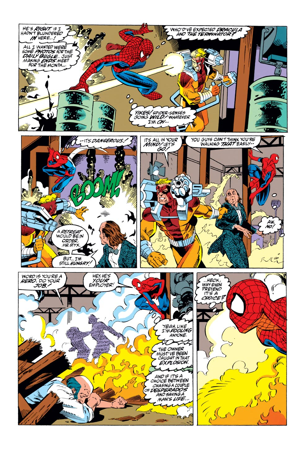 The Amazing Spider-Man (1963) 376 Page 6