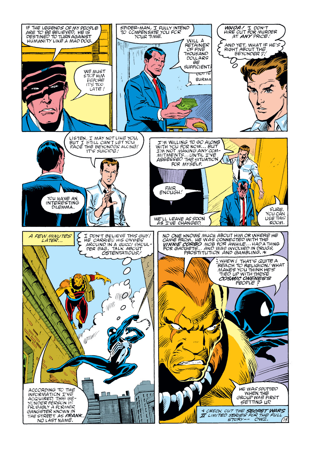 The Amazing Spider-Man (1963) 273 Page 15