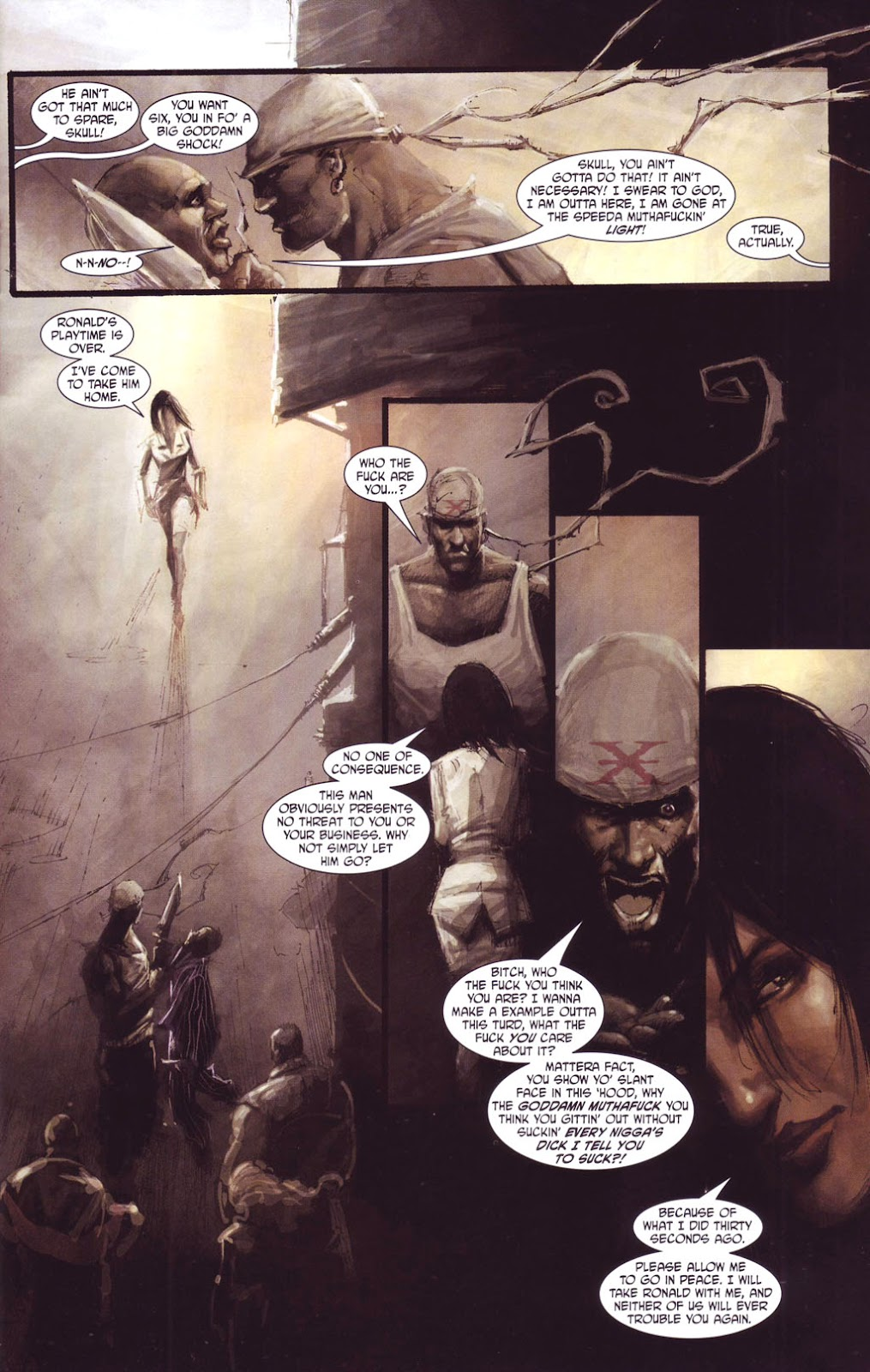 7 Brothers issue 1 - Page 14