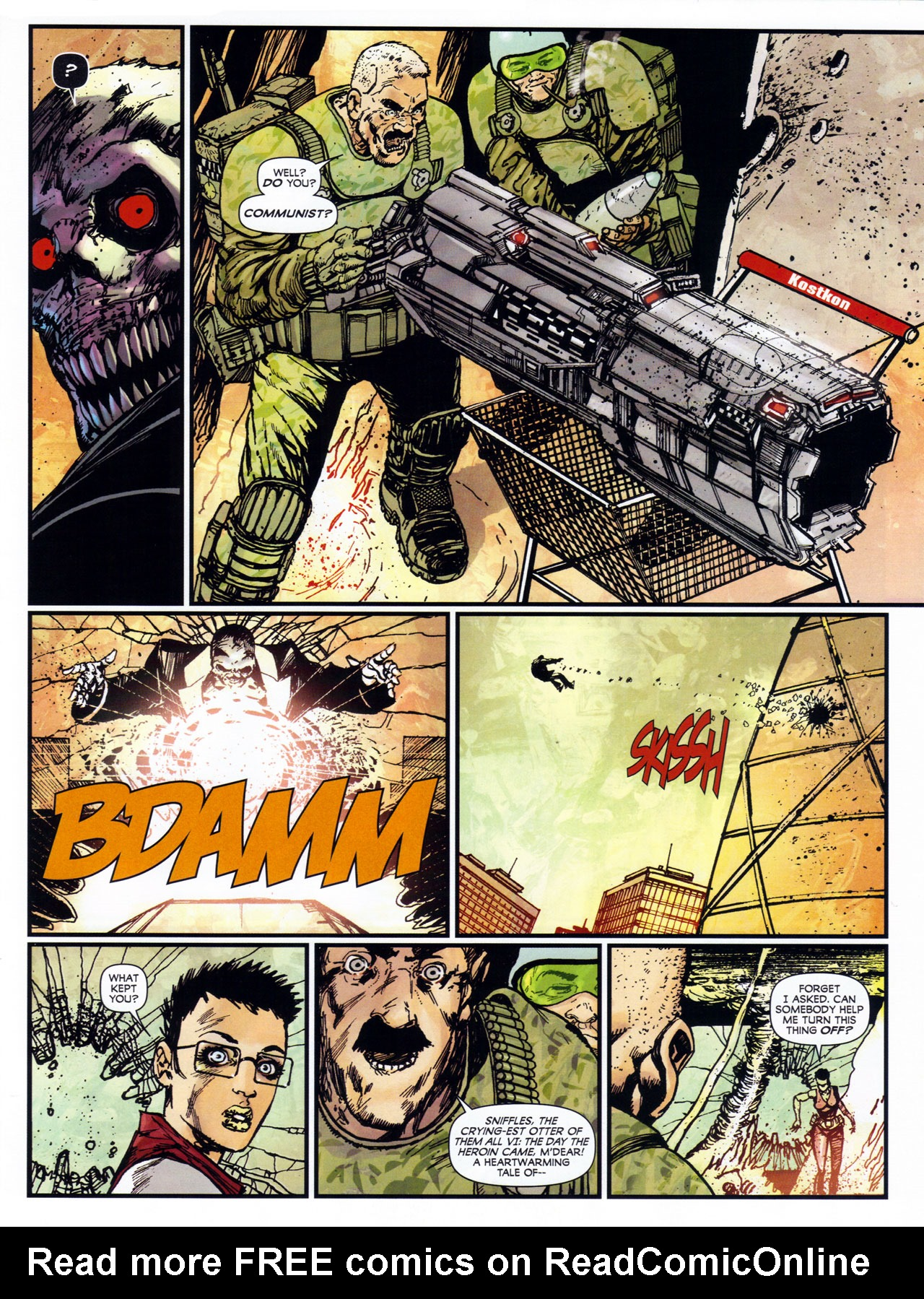 Read online 2000 AD comic -  Issue #1746 - 112