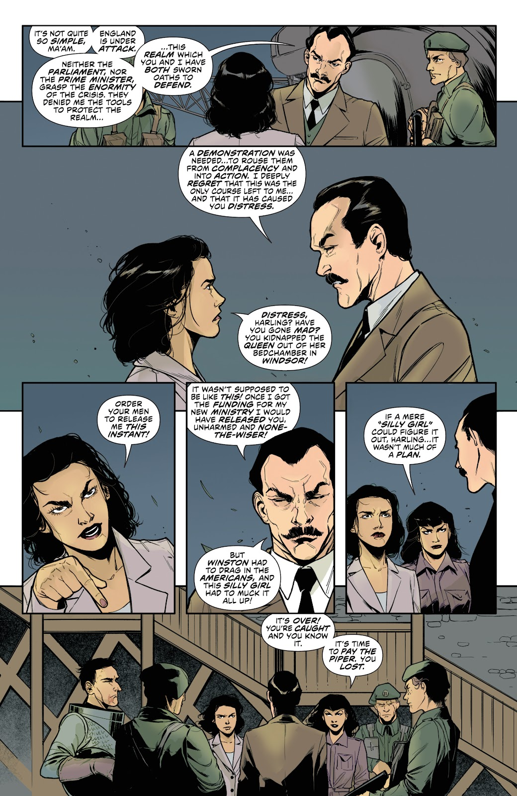 Read online Bettie Page (2018) comic -  Issue #3 - 21