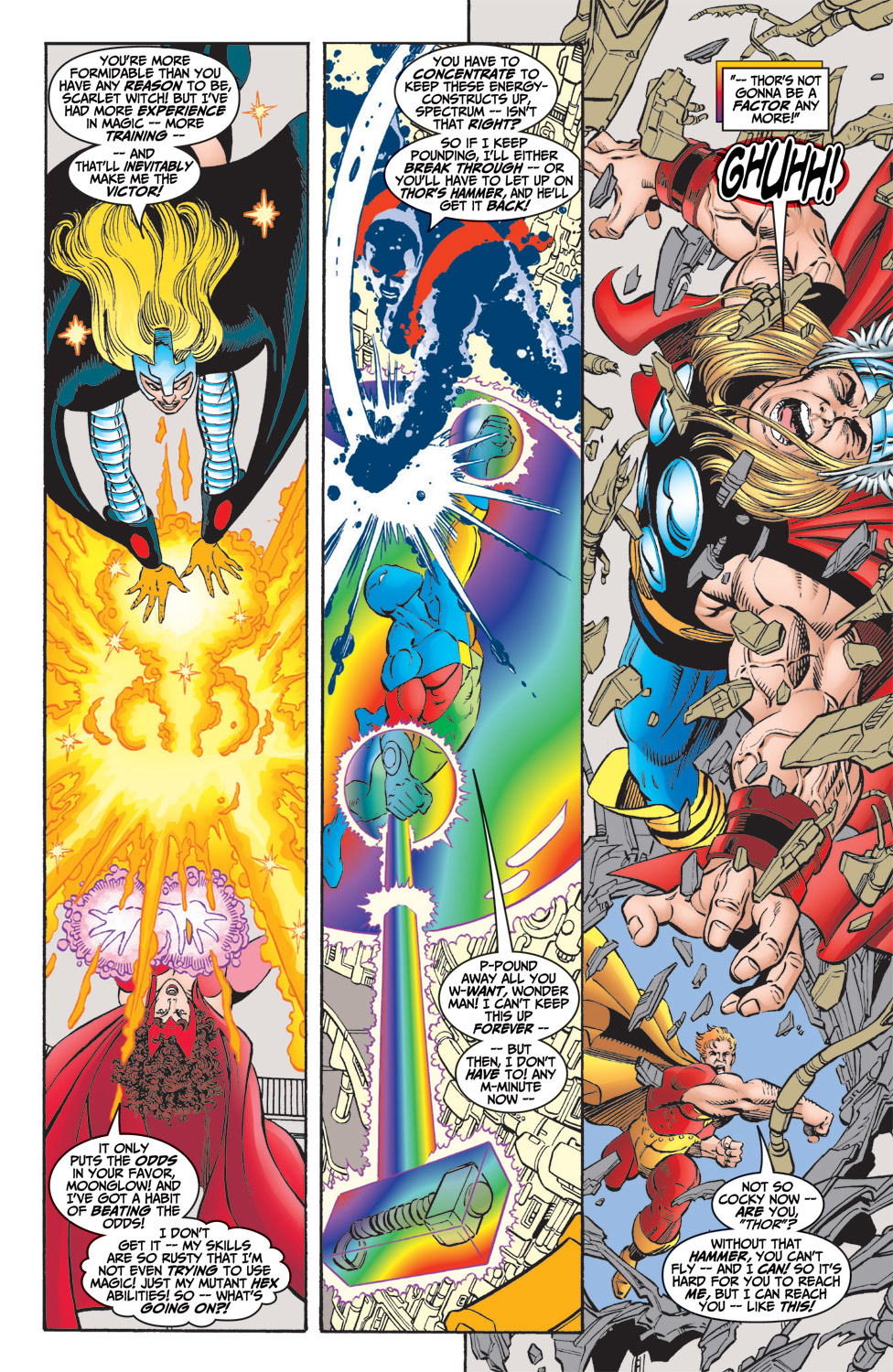 Read online Avengers (1998) comic -  Issue #6 - 15