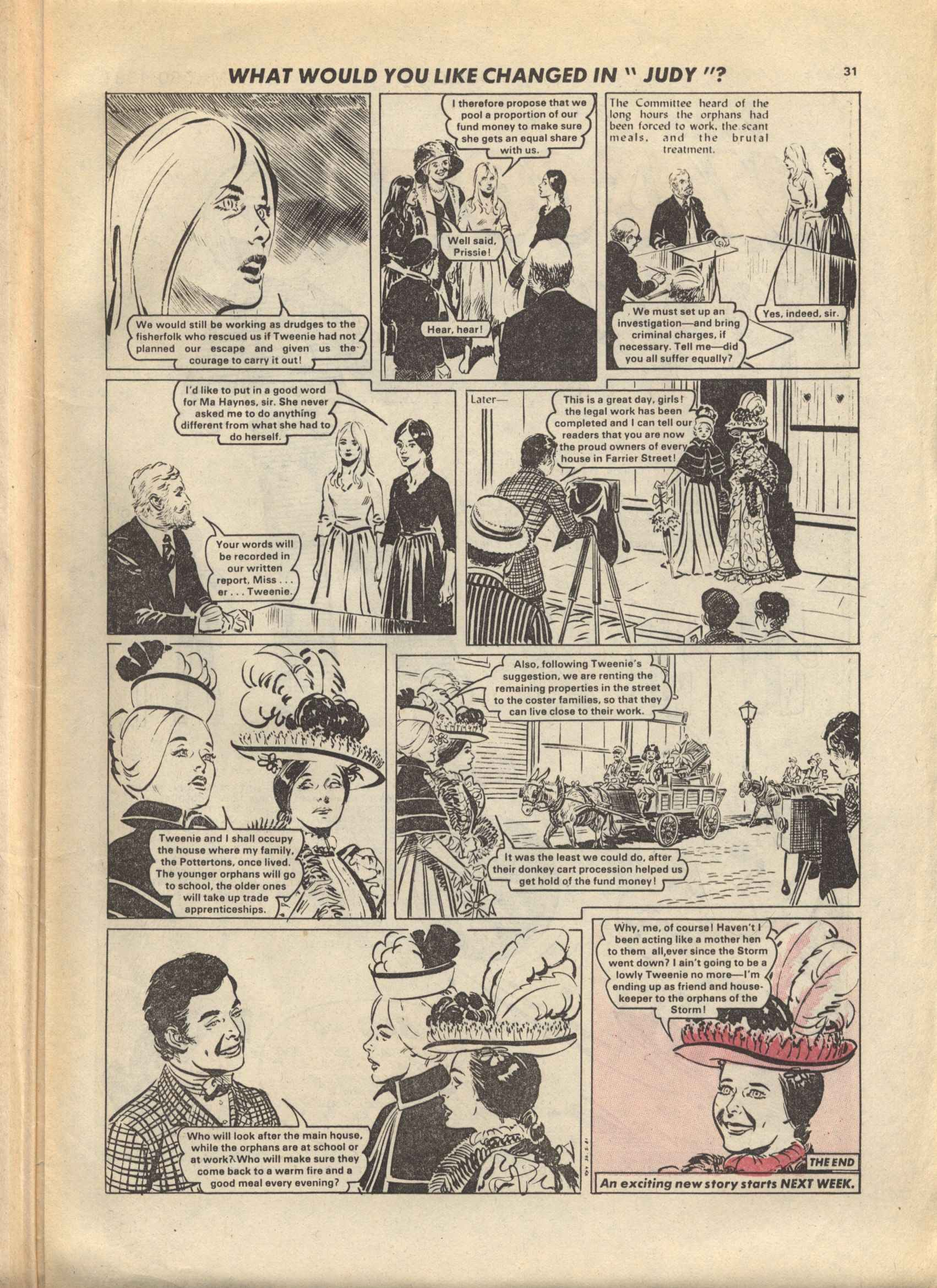 Read online Judy comic -  Issue #1116 - 31