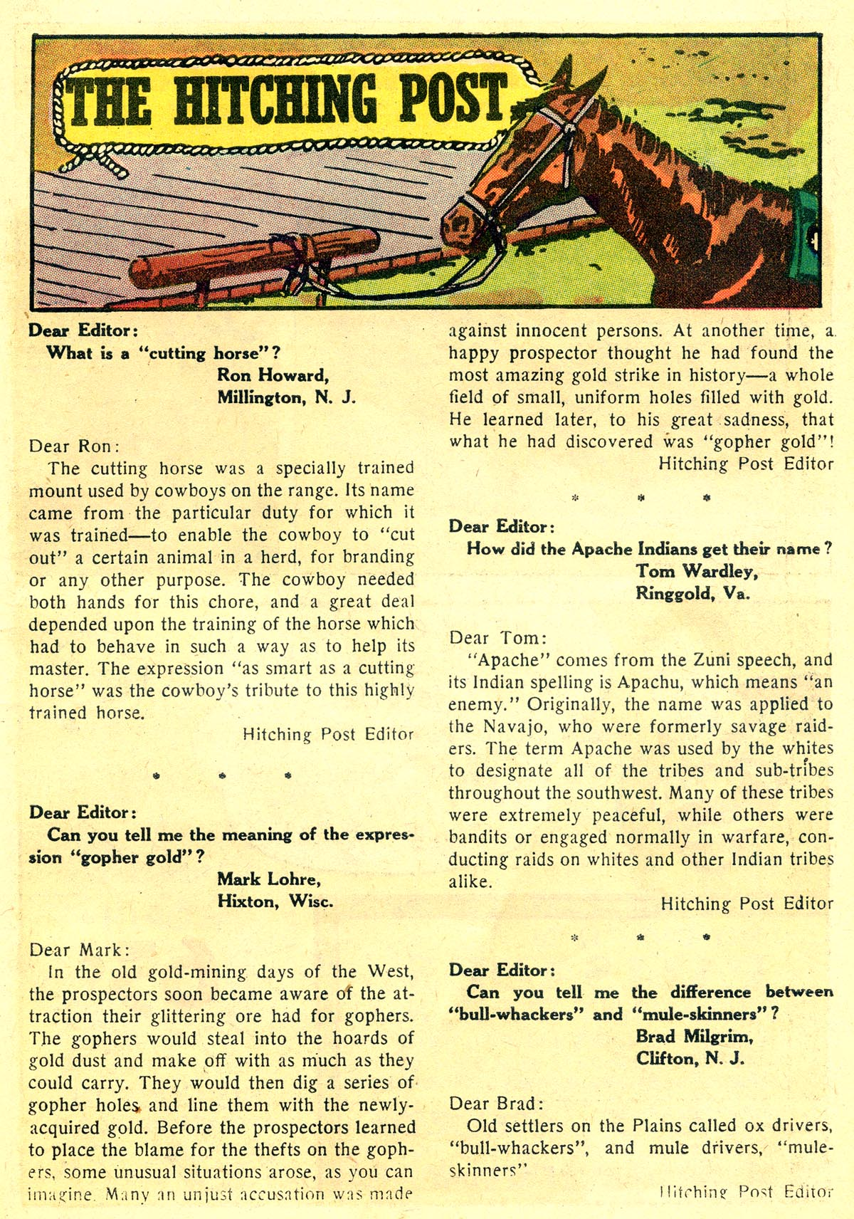 Read online All-Star Western (1951) comic -  Issue #109 - 23