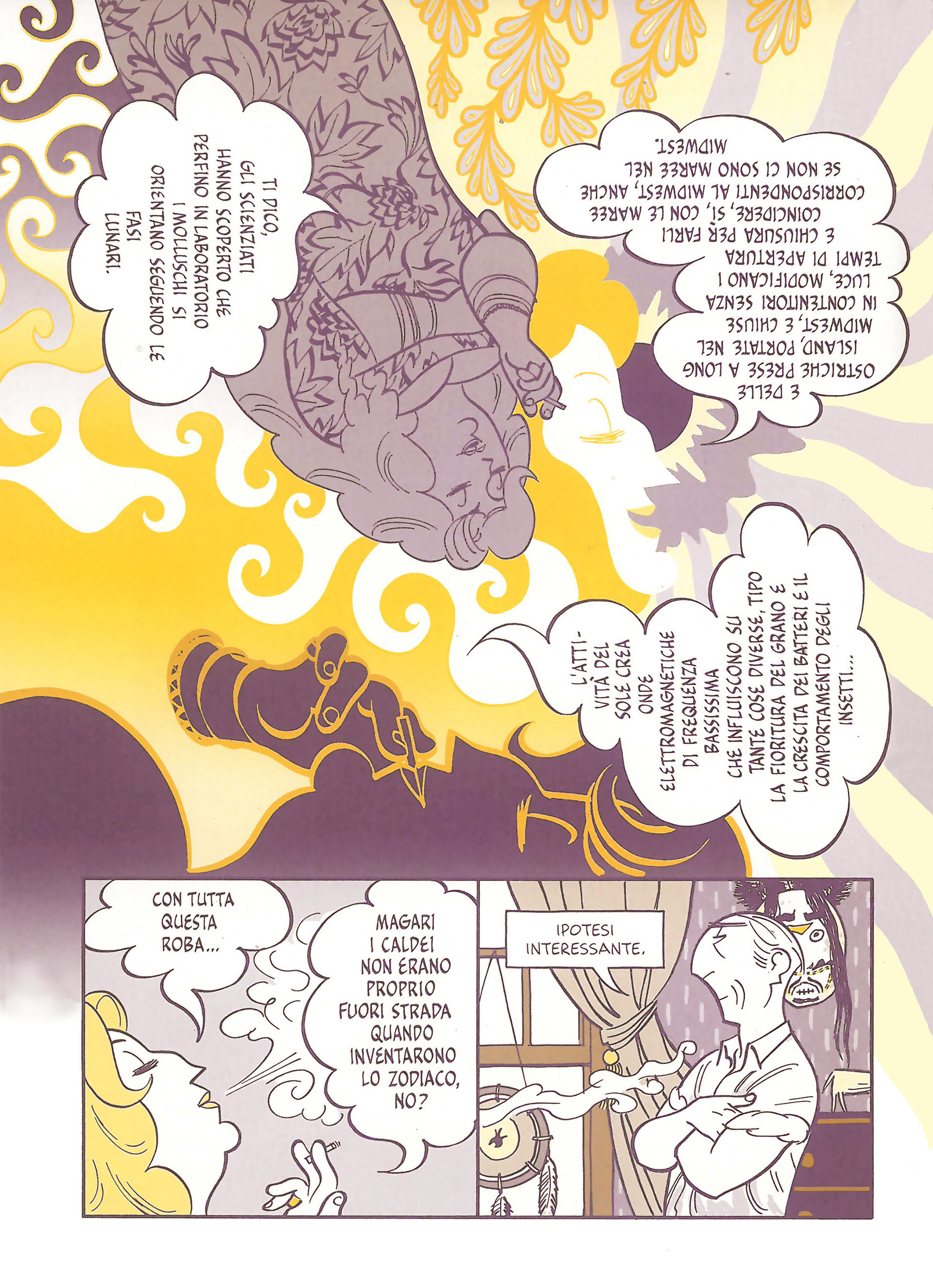 Read online Asterios Polyp comic -  Issue #Asterios Polyp TPB - 117