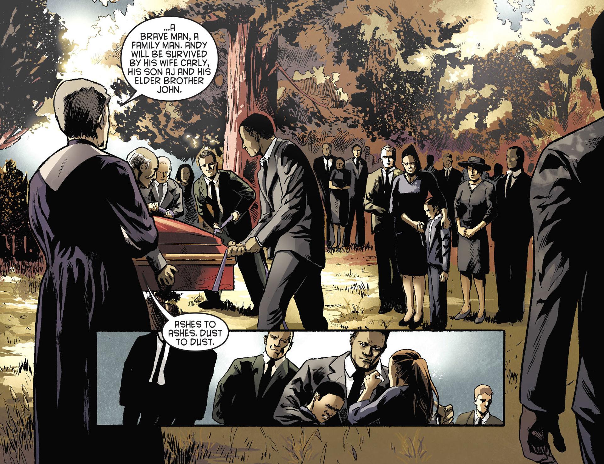 Read online Arrow [II] comic -  Issue #28 - 6