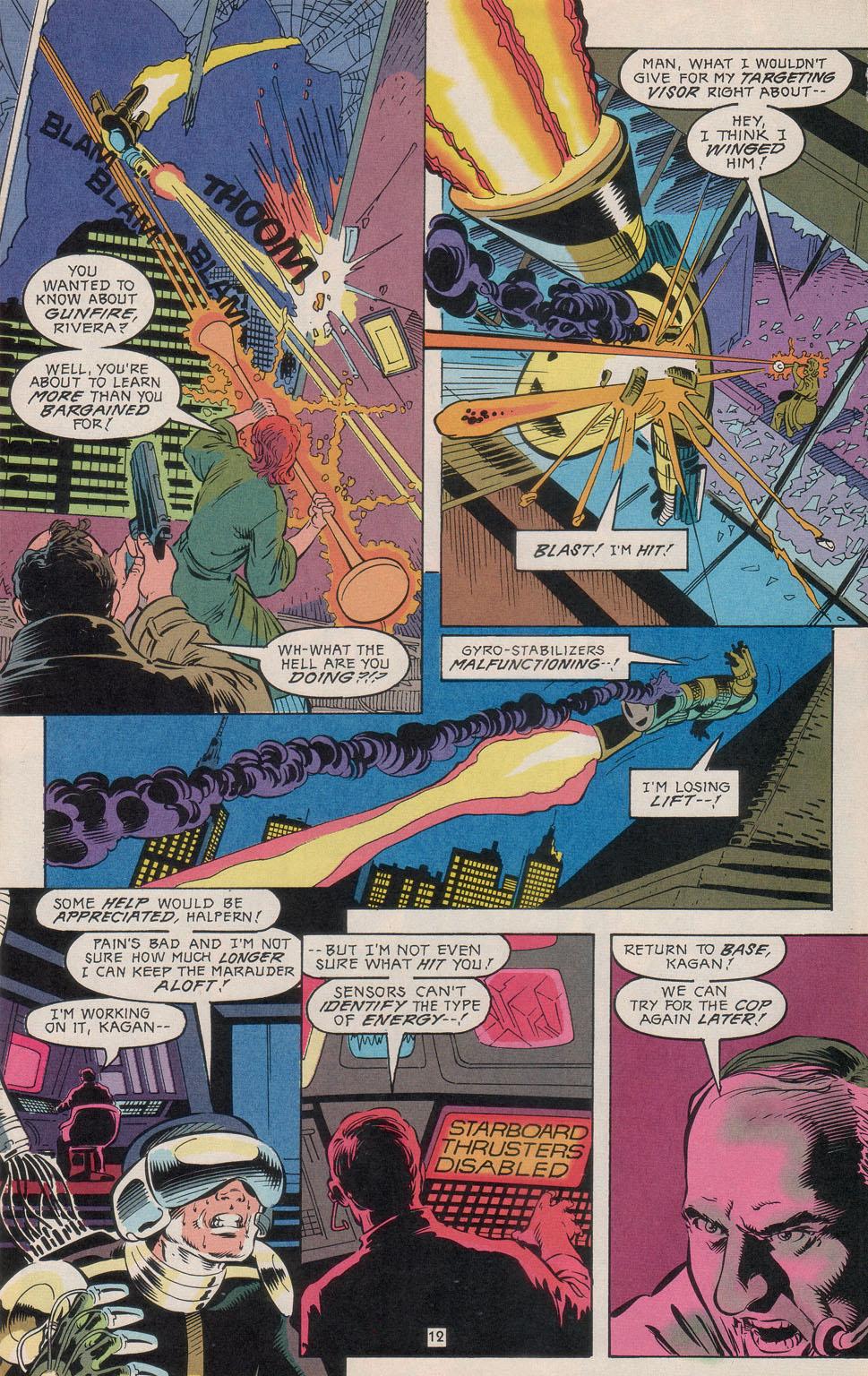 Read online Gunfire comic -  Issue #4 - 16