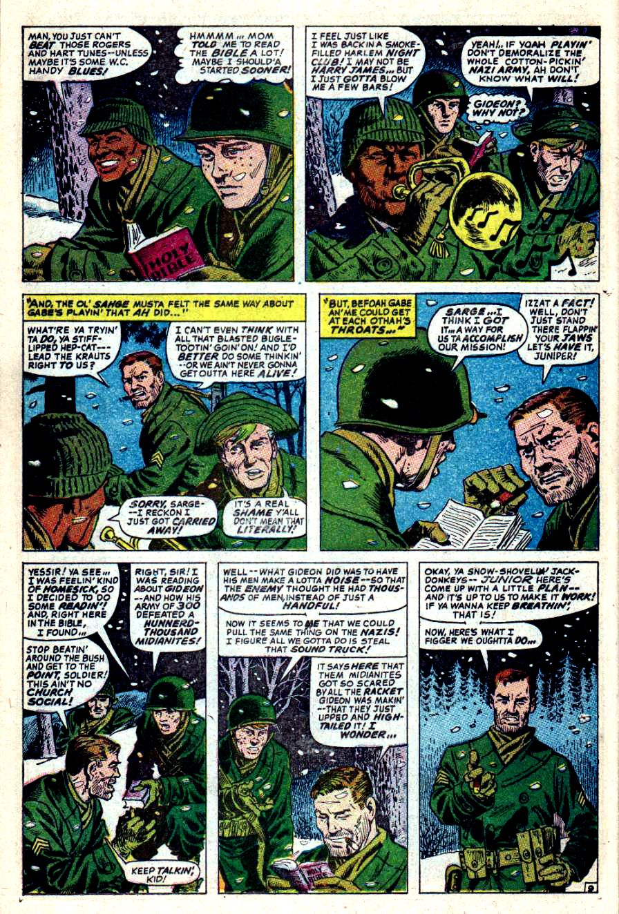 Read online Sgt. Fury comic -  Issue #44 - 14