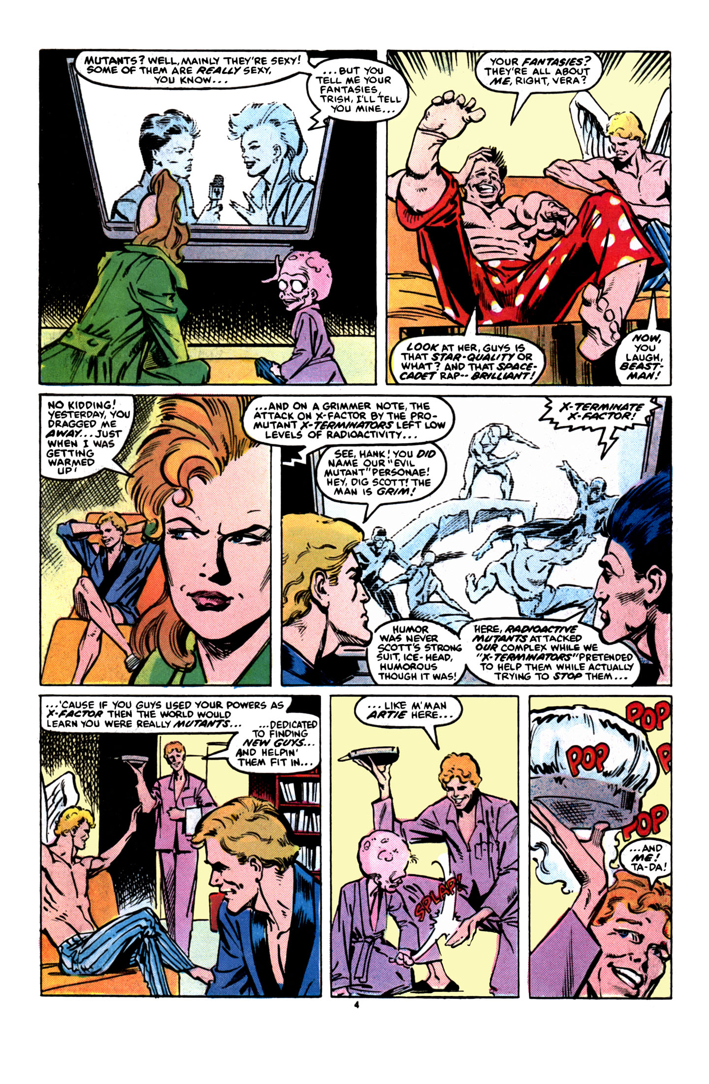 Read online X-Factor (1986) comic -  Issue #8 - 5