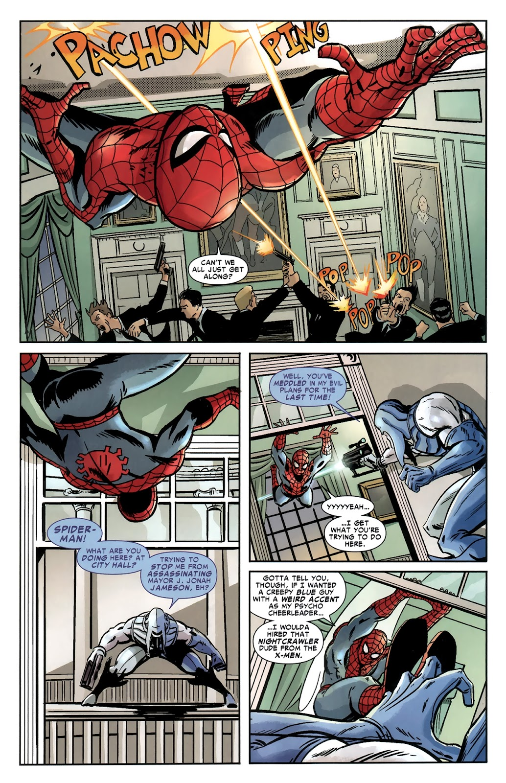 Web of Spider-Man (2009) Issue #10 #10 - English 9