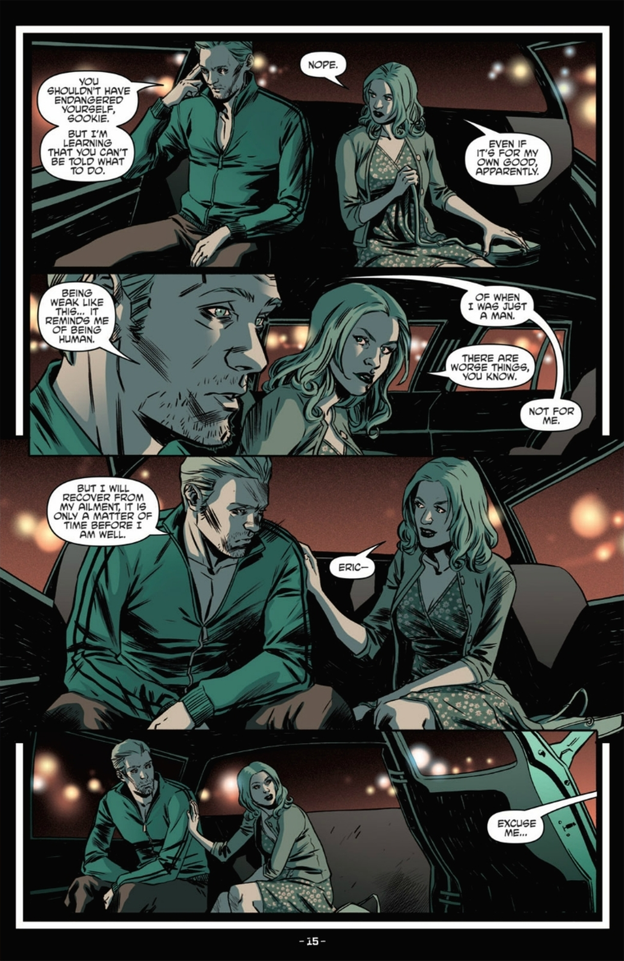 Read online True Blood: French Quarter comic -  Issue #6 - 19