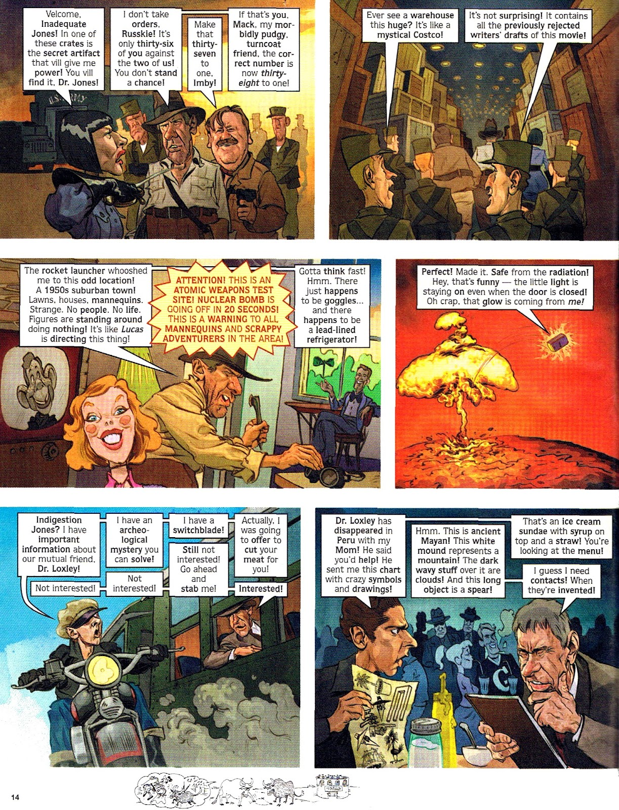 MAD issue 493 - Page 14