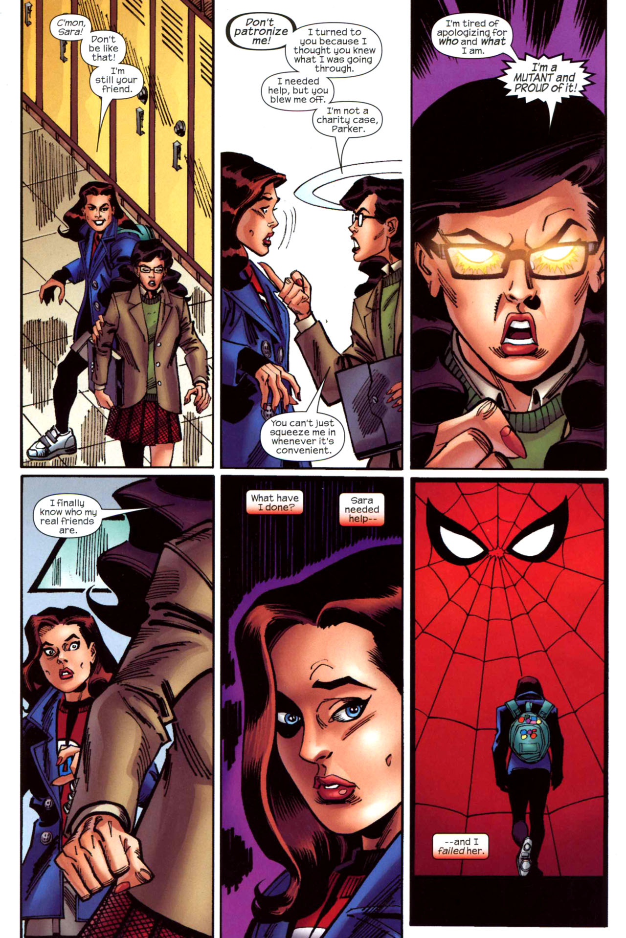 Read online Amazing Spider-Girl comic -  Issue #21 - 10
