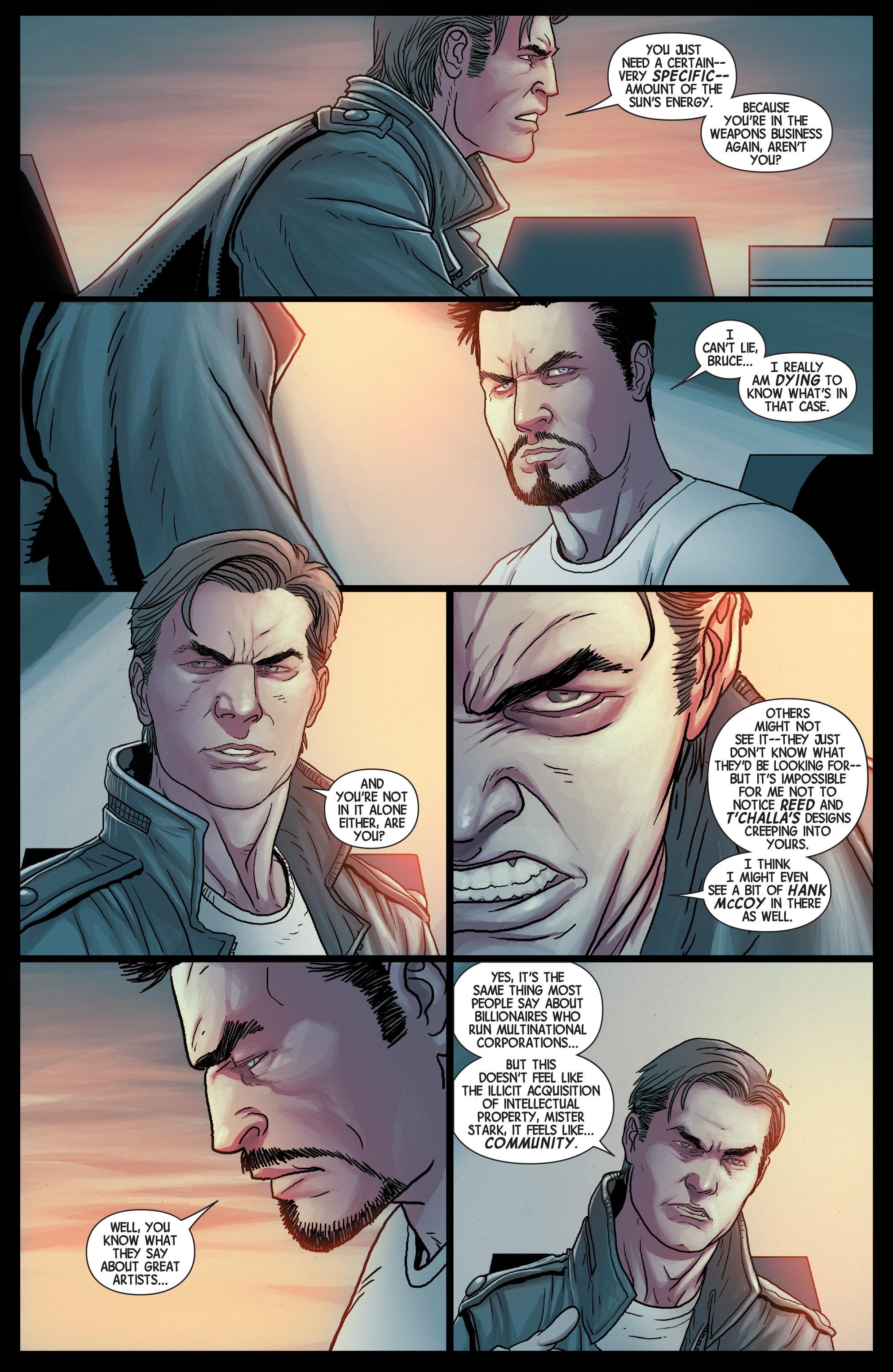 Read online Avengers (2013) comic -  Issue #Avengers (2013) _TPB 5 - 147