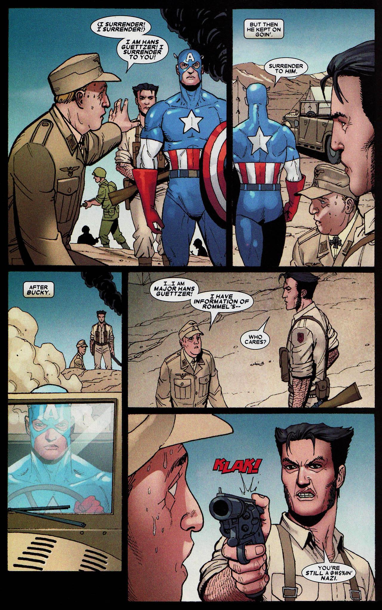 Read online Wolverine: Origins comic -  Issue #18 - 21
