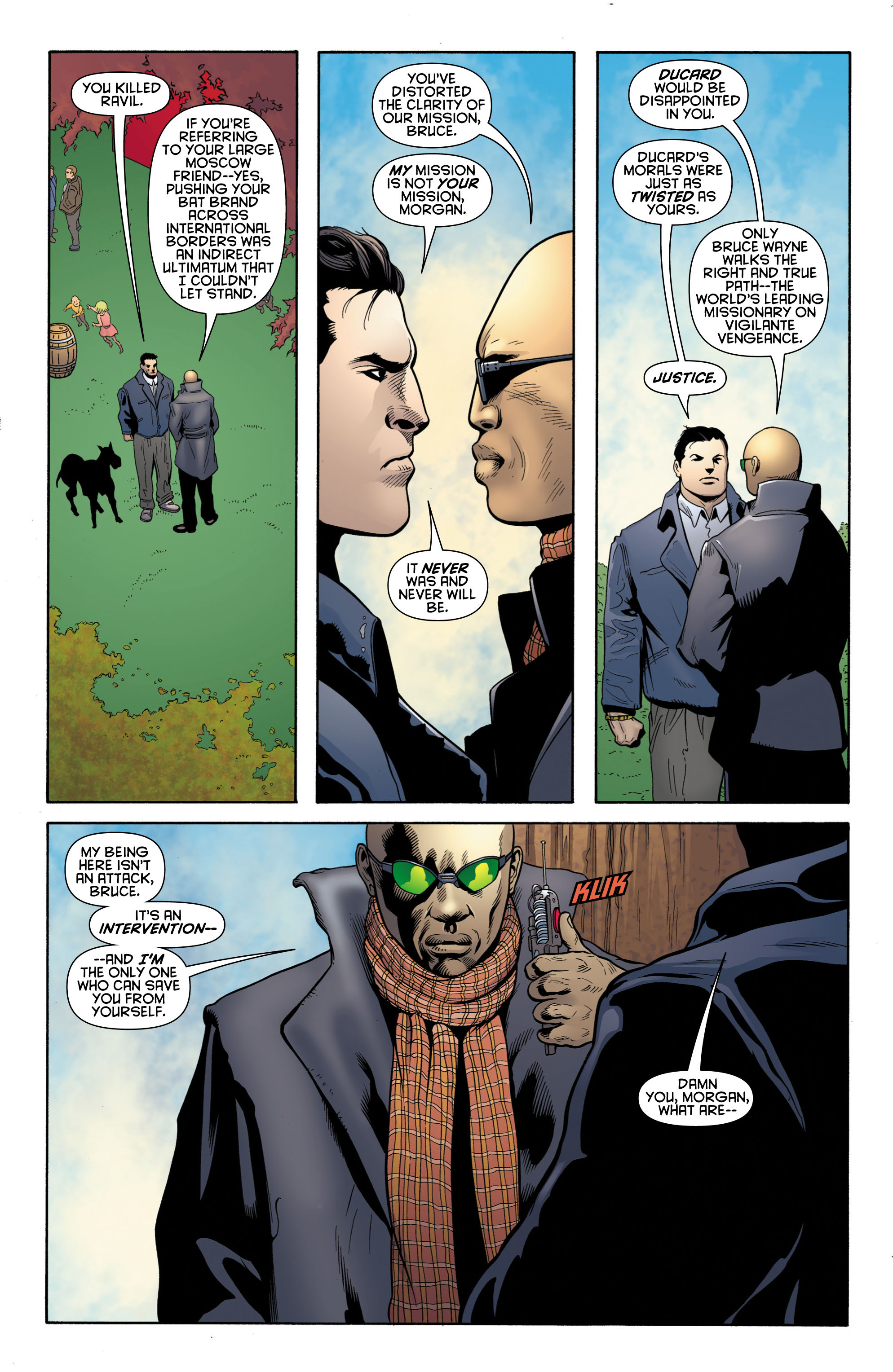 Read online Batman and Robin (2011) comic -  Issue # TPB 1 - 45