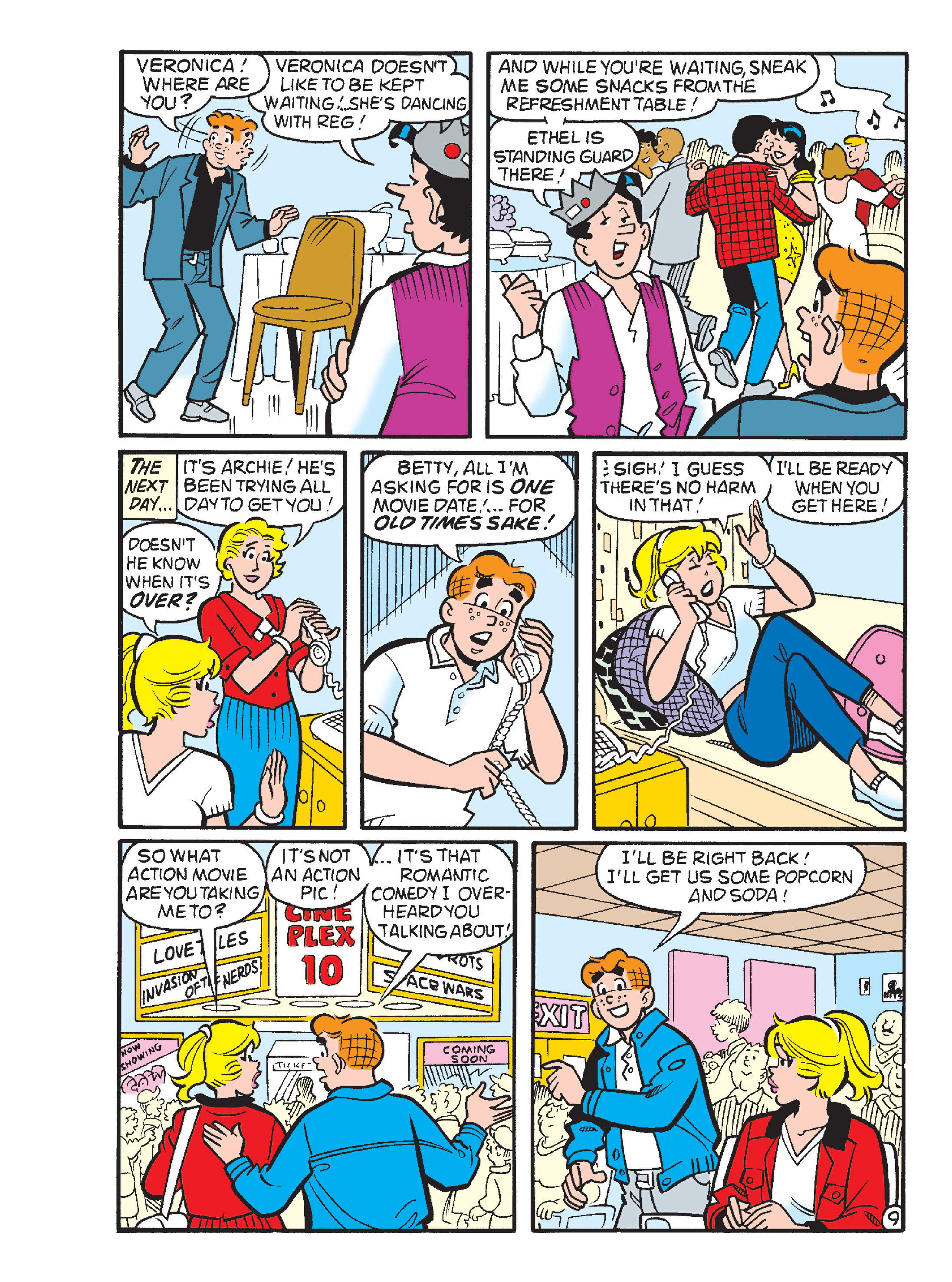 Read online Archie 1000 Page Comics Blowout! comic -  Issue # TPB (Part 3) - 218