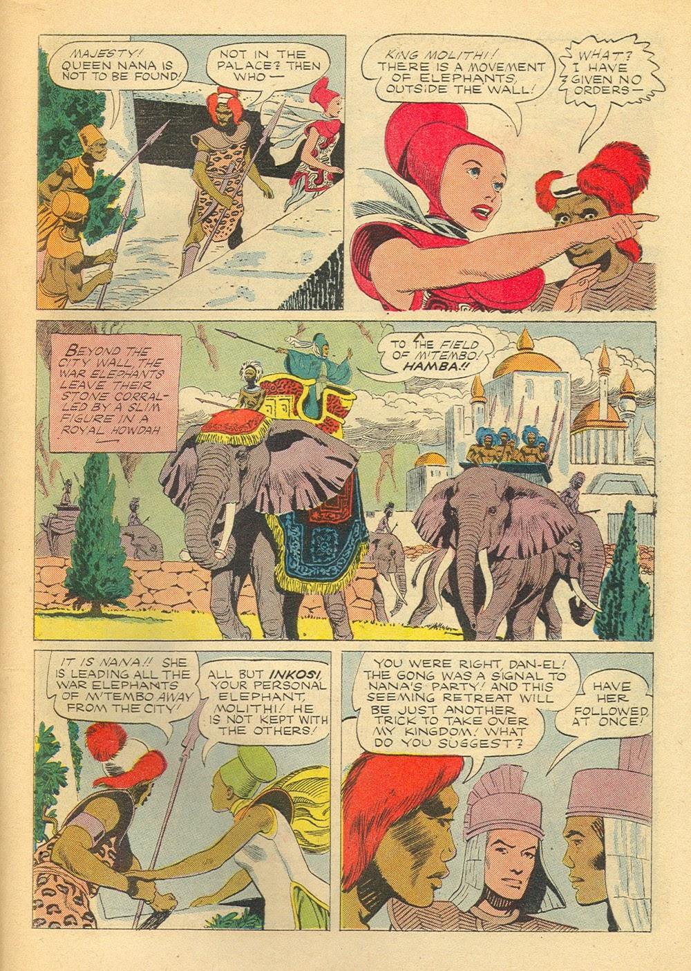 Tarzan (1948) issue 75 - Page 31