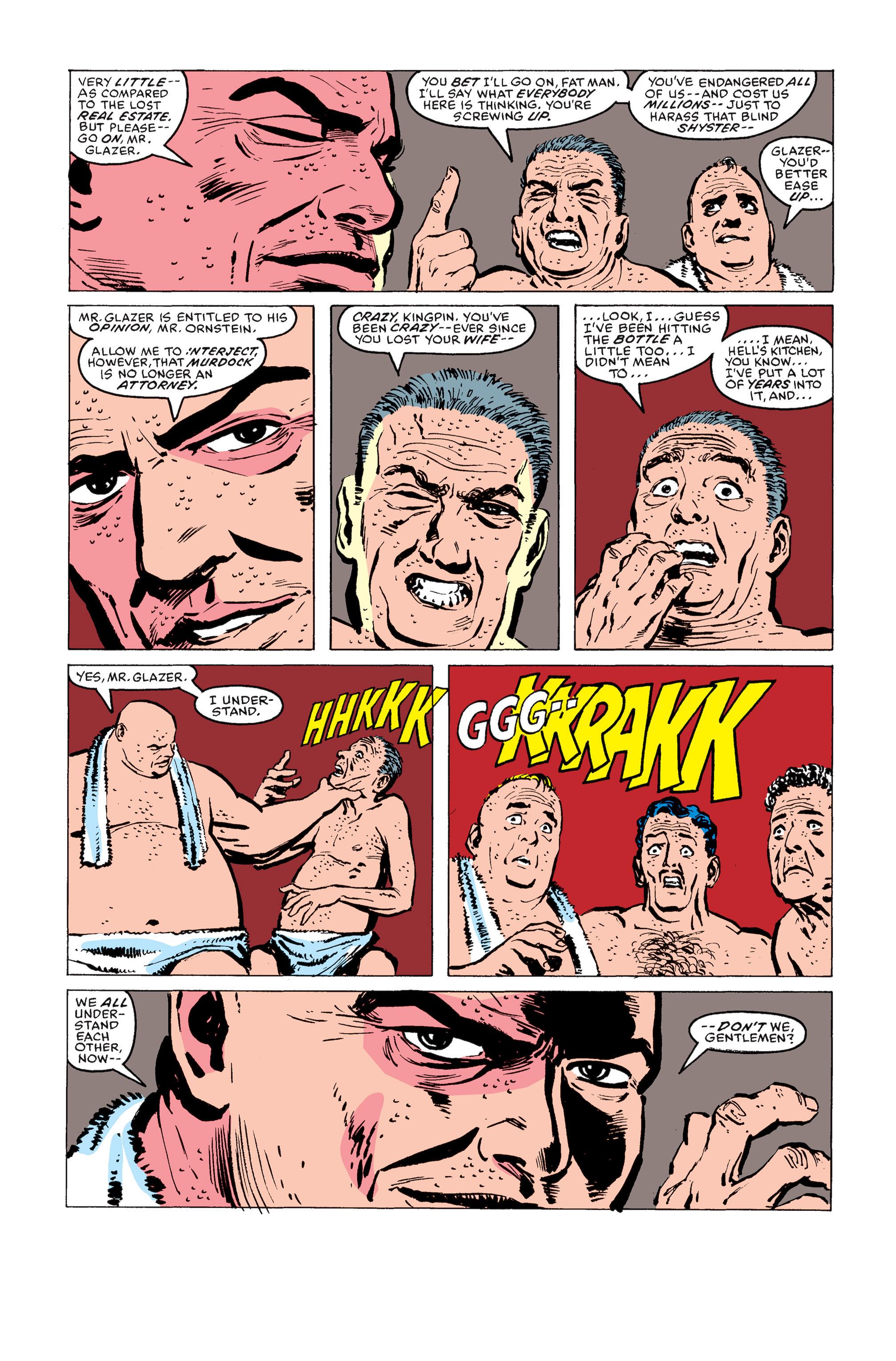 Read online Daredevil: Born Again comic -  Issue # Full - 180