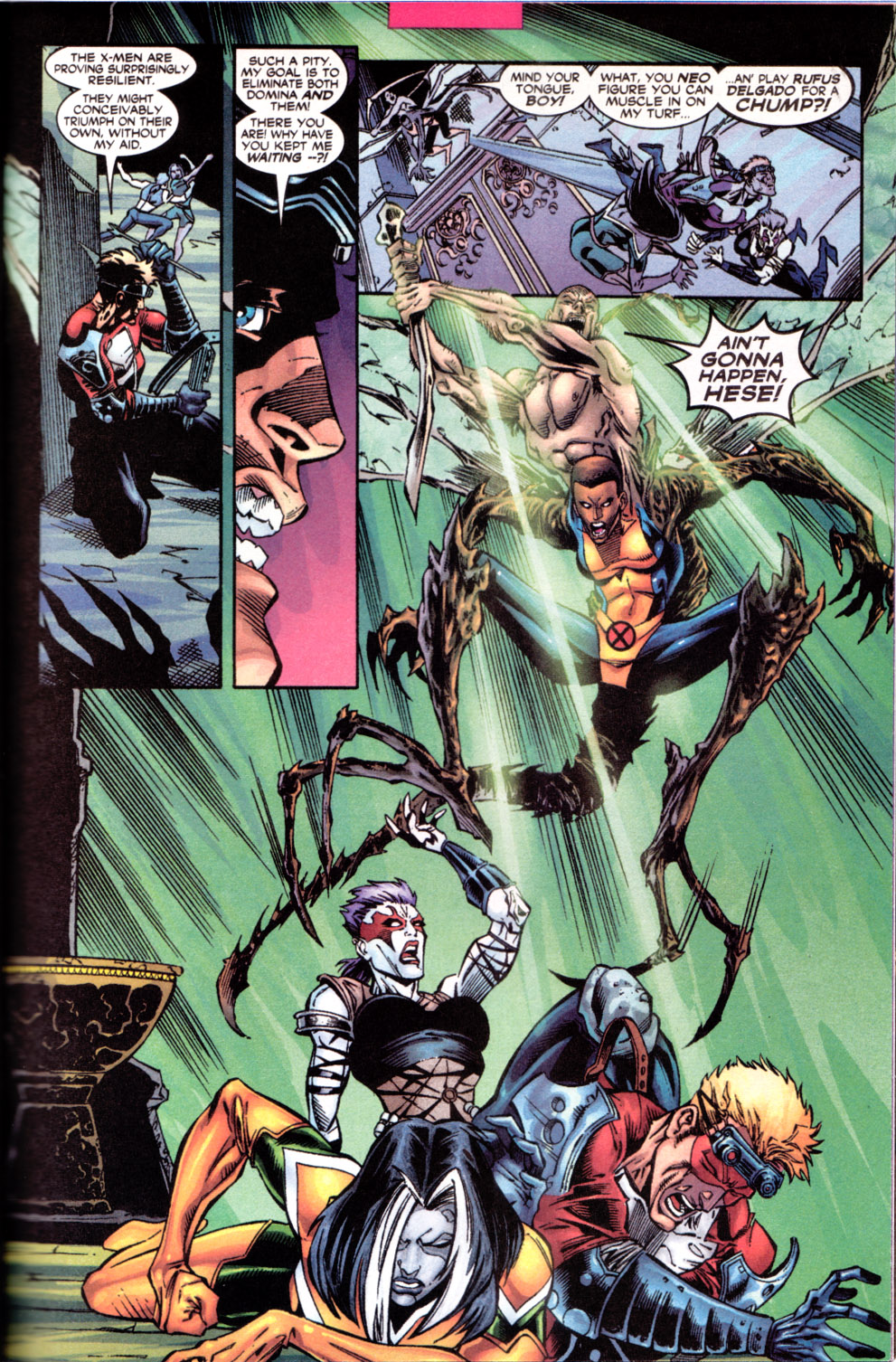 X-Men (1991) 106 Page 33