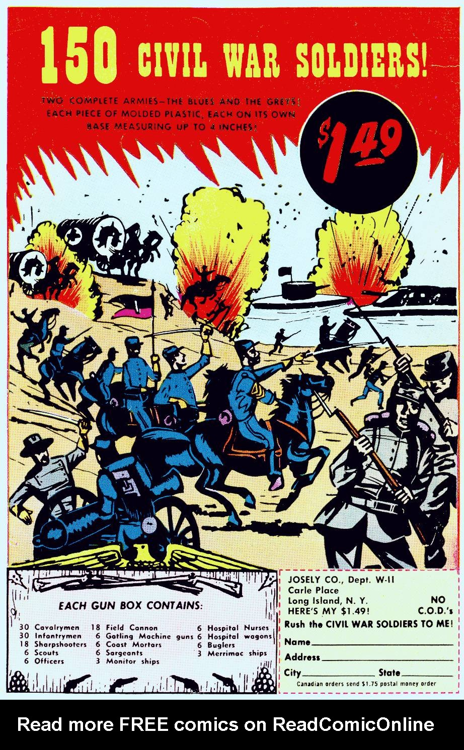 Read online Adventure Comics (1938) comic -  Issue #257 - 36