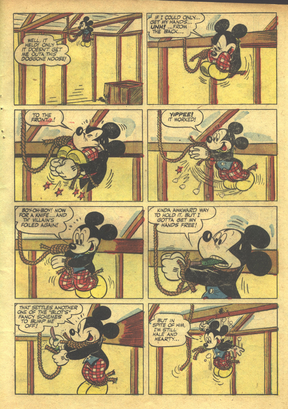 Walt Disney's Comics and Stories issue 103 - Page 45