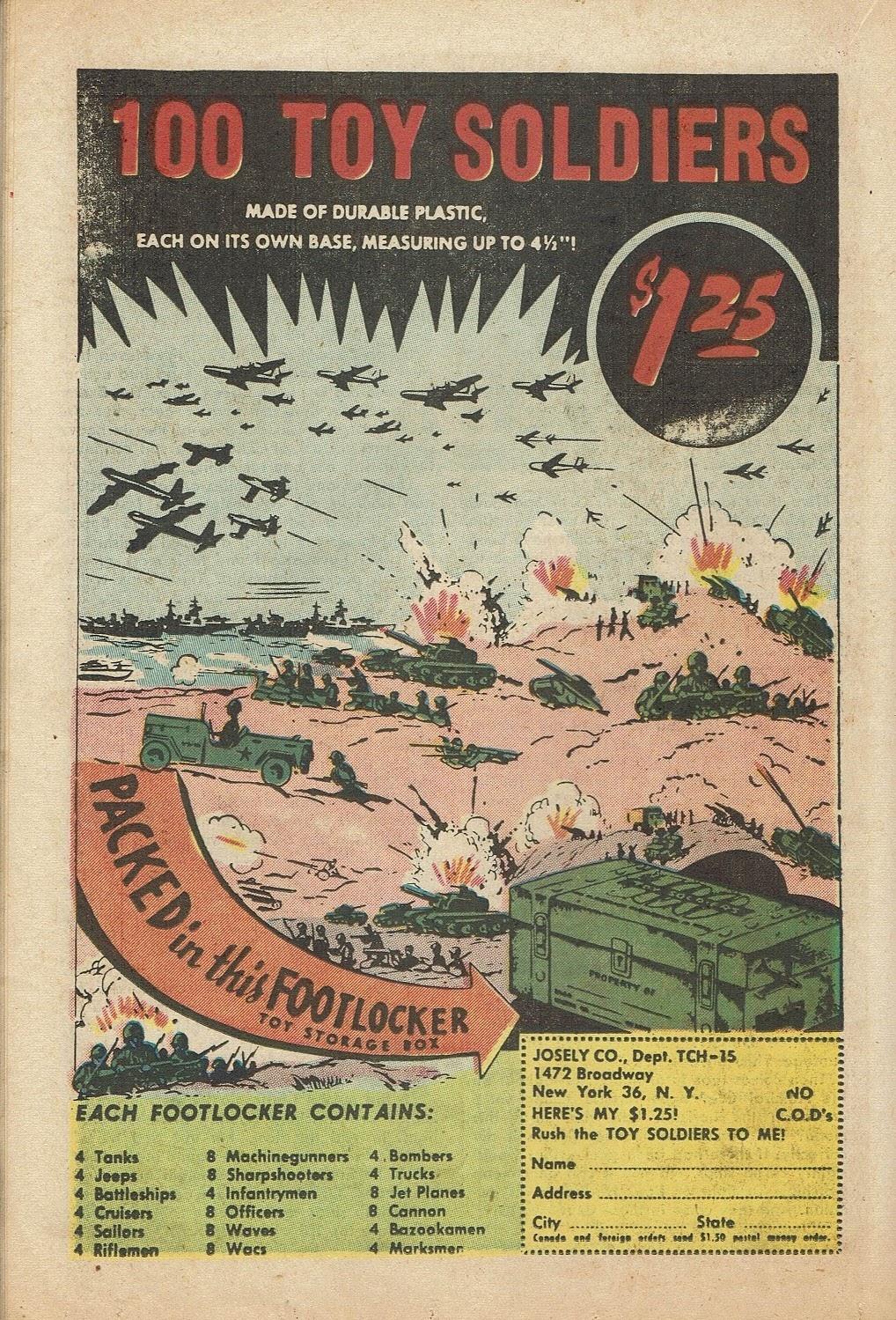 Read online Fightin' Navy comic -  Issue #81 - 22
