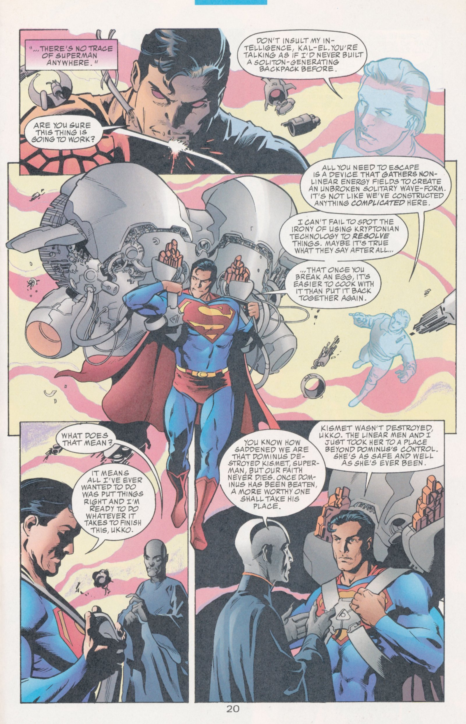 Read online Action Comics (1938) comic -  Issue #754 - 31