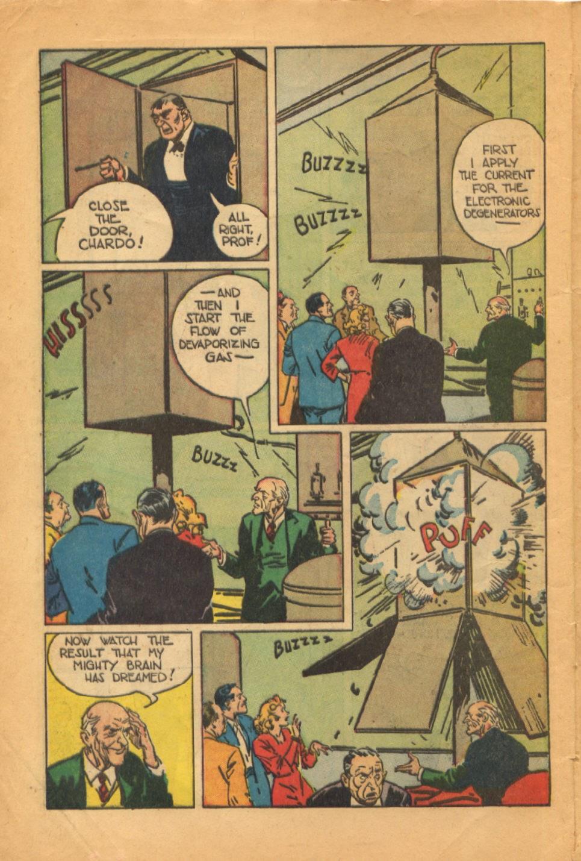Read online Super-Magician Comics comic -  Issue #52 - 7