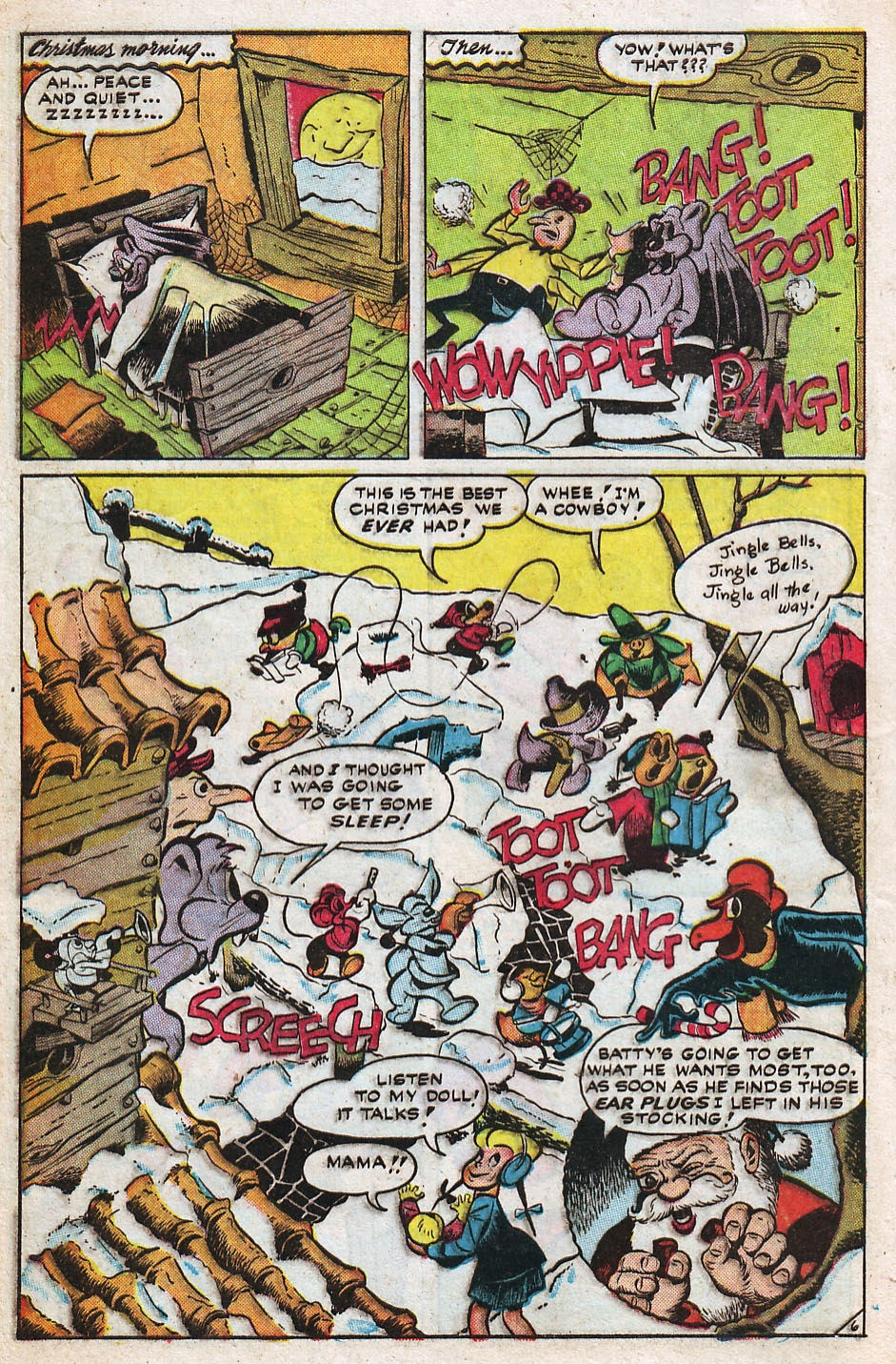 Jingle Jangle Comics issue 42 - Page 8