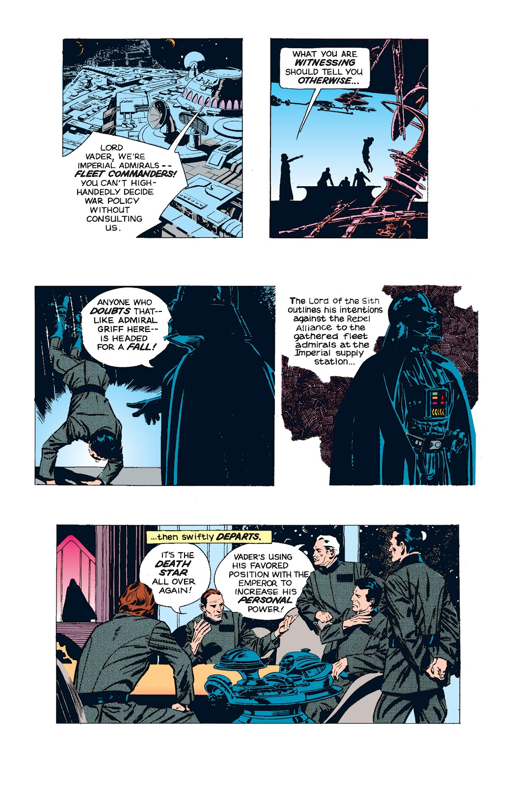 Read online Star Wars Legends: The Newspaper Strips - Epic Collection comic -  Issue # TPB (Part 5) - 27