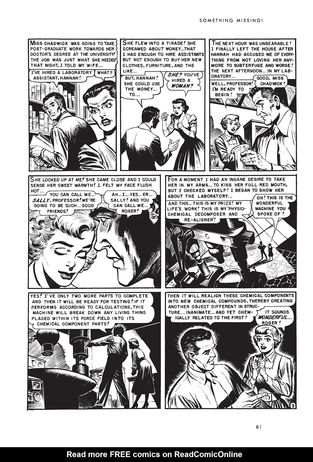 Read online The Martian Monster and Other Stories comic -  Issue # TPB (Part 1) - 96