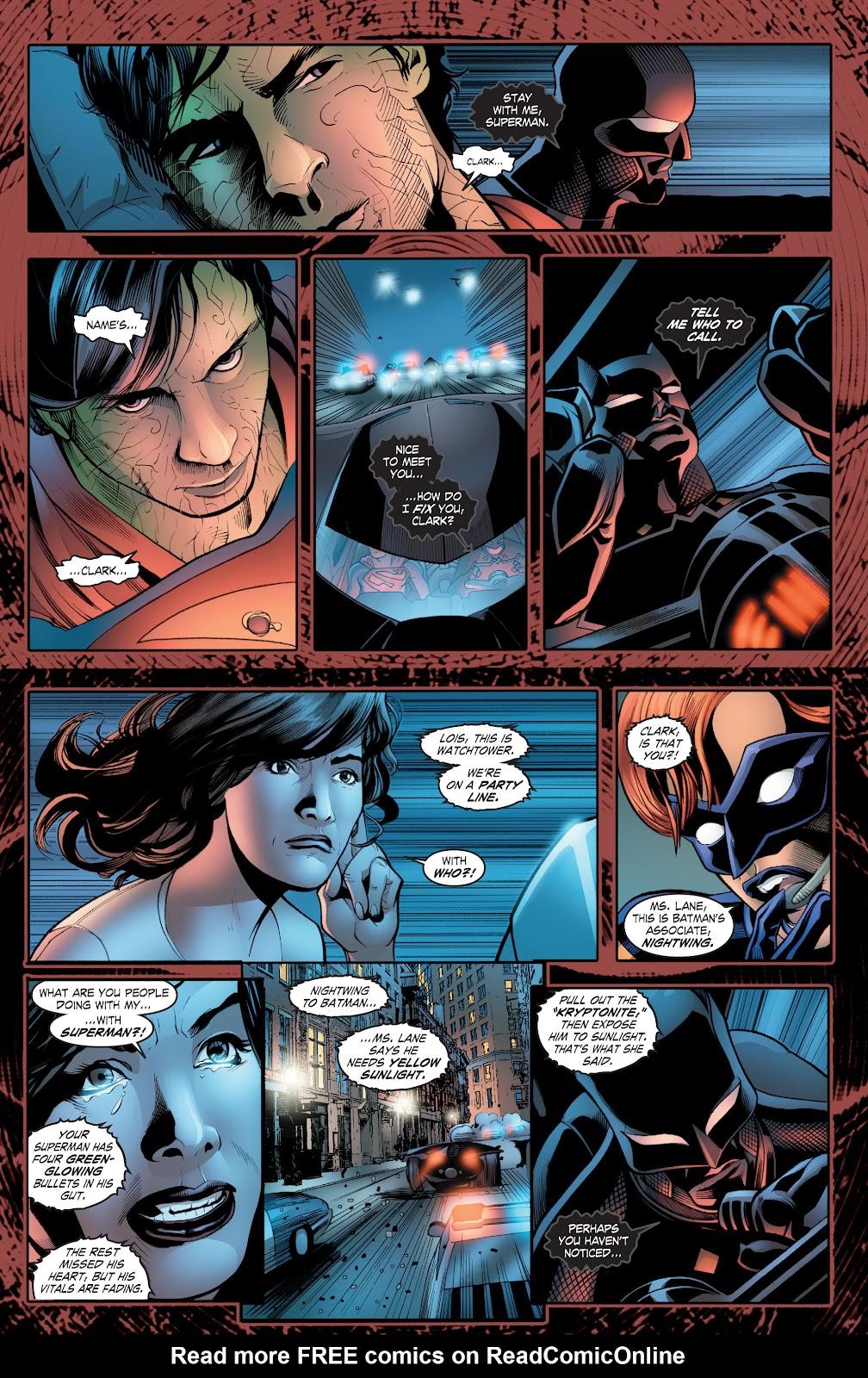 Read online Smallville Season 11 [II] comic -  Issue # TPB 2 - 95