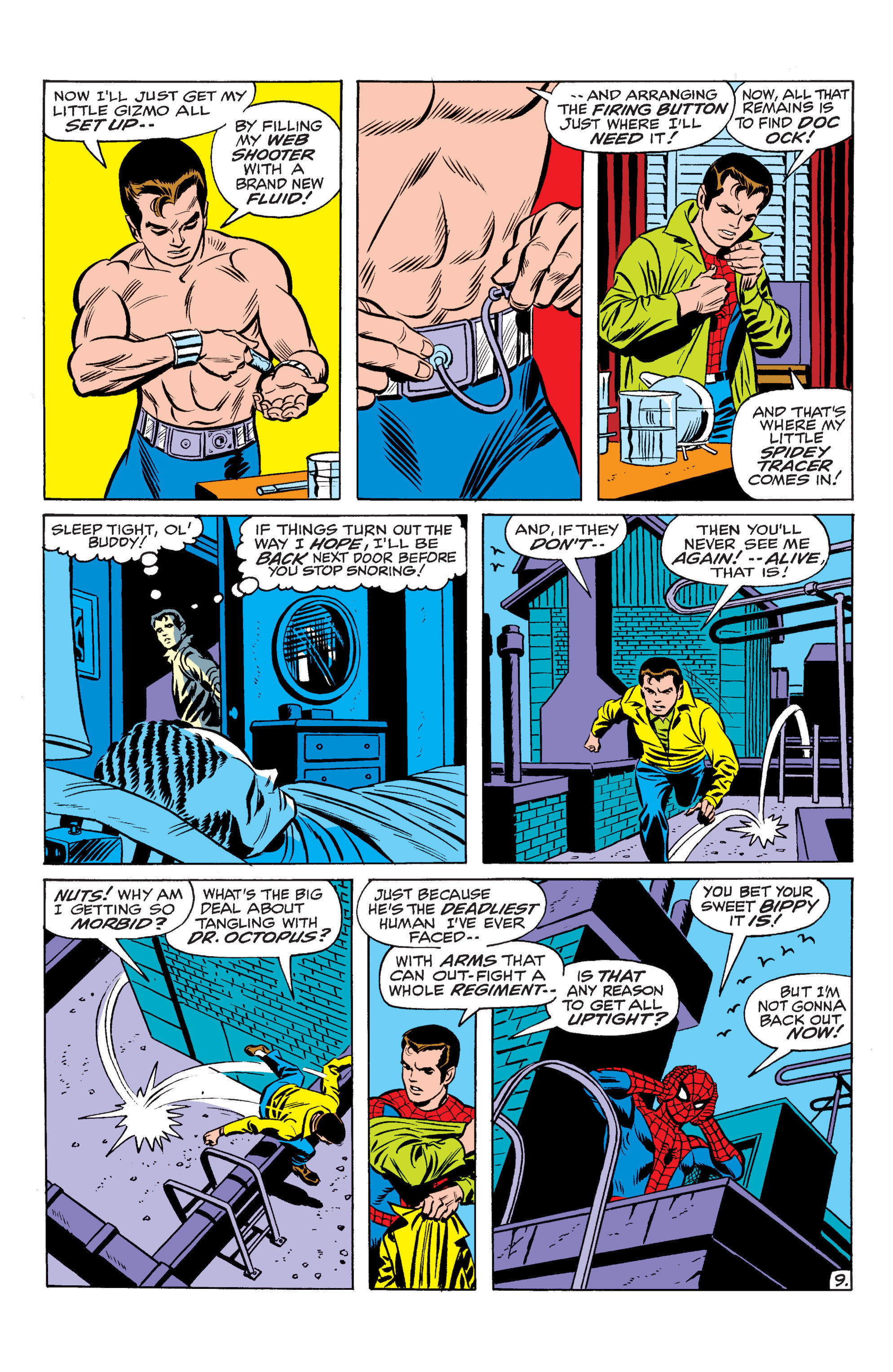 The Amazing Spider-Man (1963) 90 Page 9