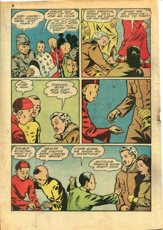 Read online Super-Magician Comics comic -  Issue #14 - 8