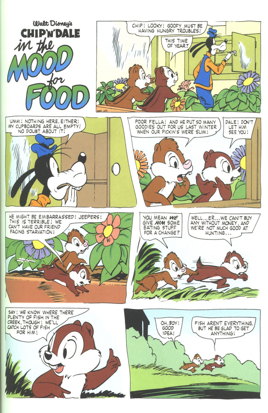 Walt Disney's Comics and Stories issue 610 - Page 45