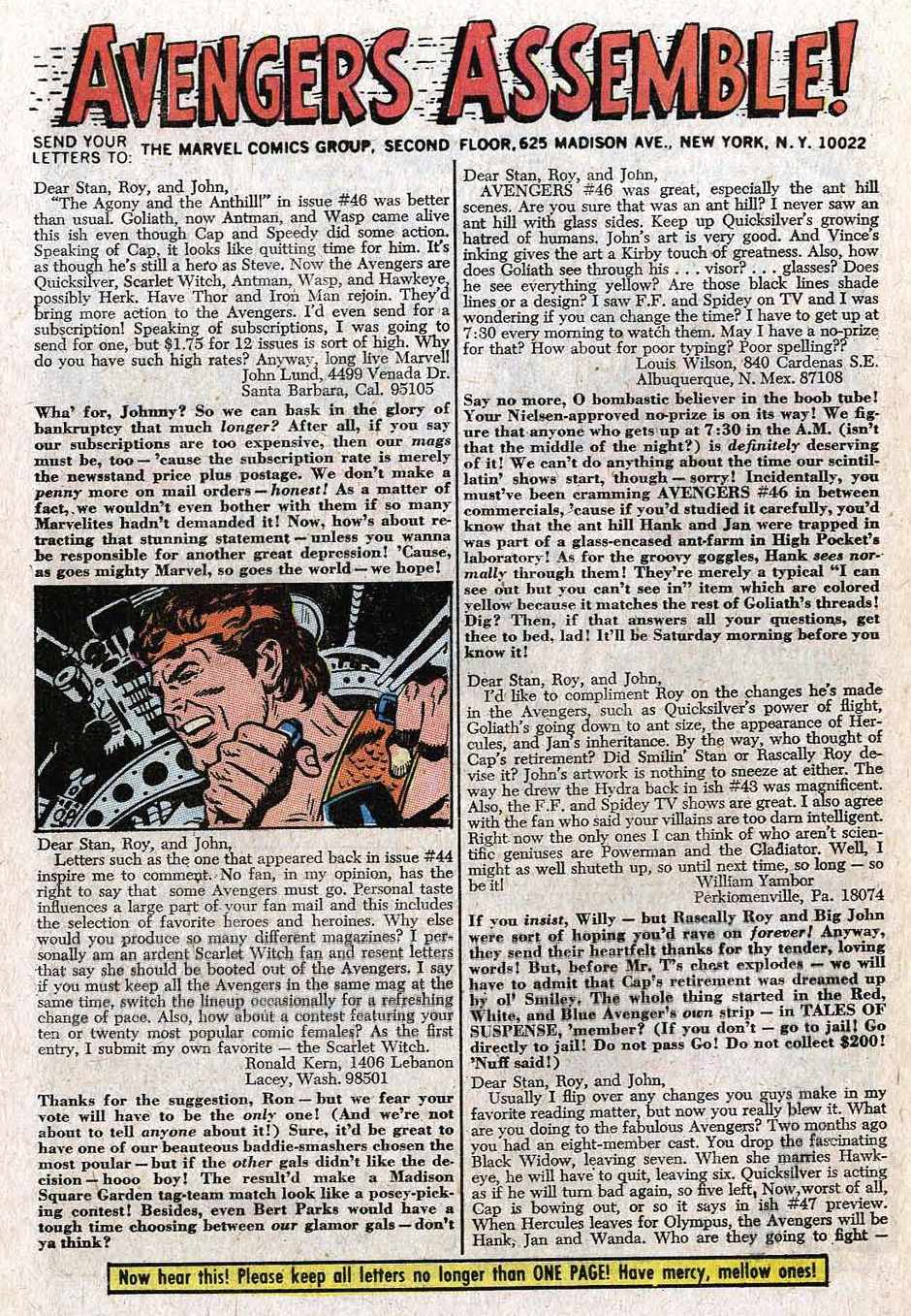 The Avengers (1963) 50 Page 31