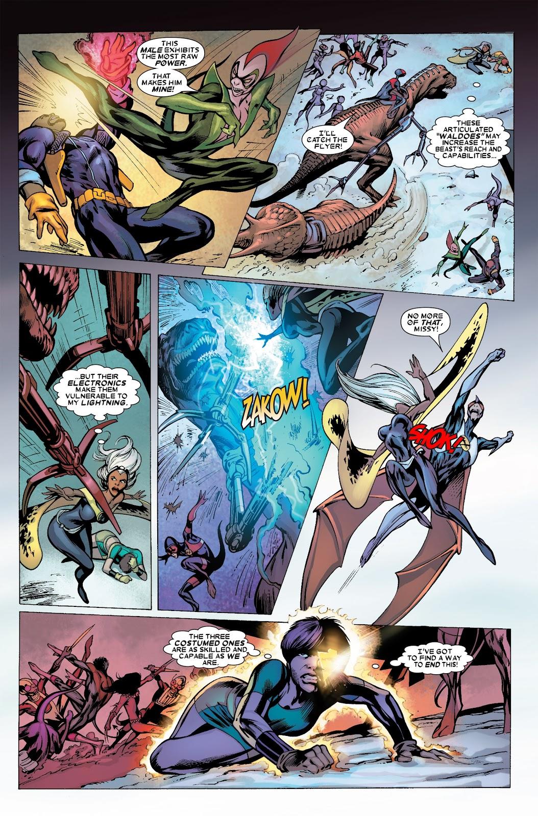 Uncanny X-Men (1963) issue 456 - Page 13