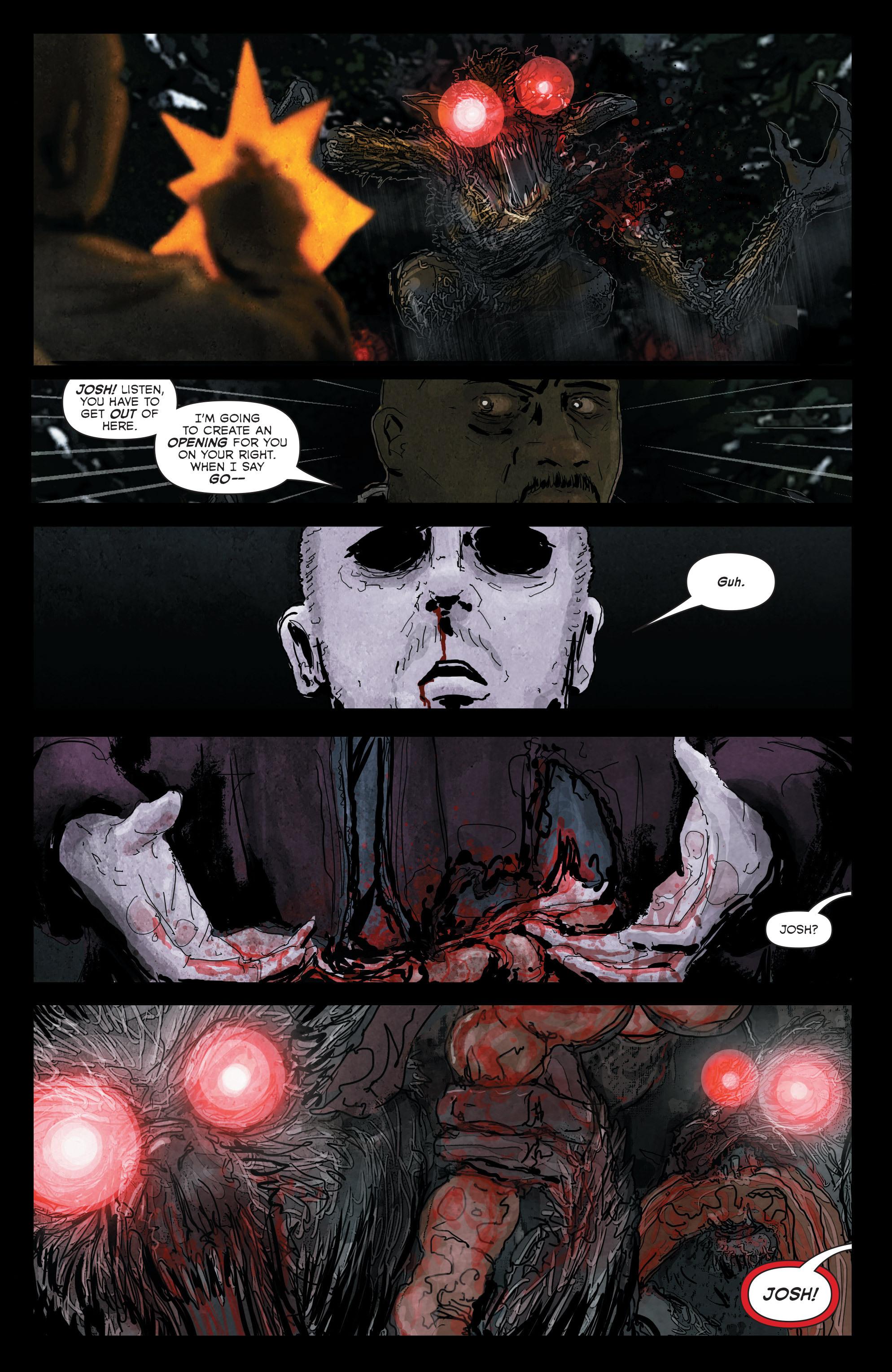 Read online Hoax Hunters (2012) comic -  Issue # TPB 3 - 73