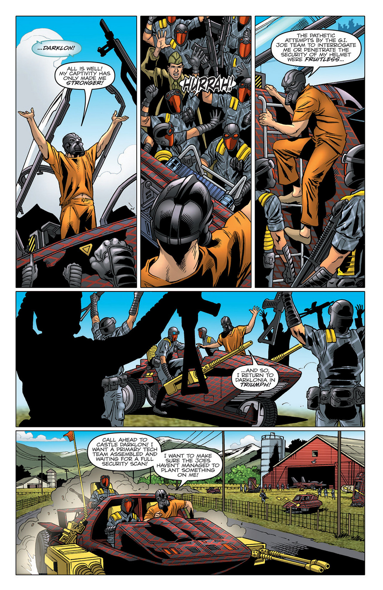 G.I. Joe: A Real American Hero 183 Page 9