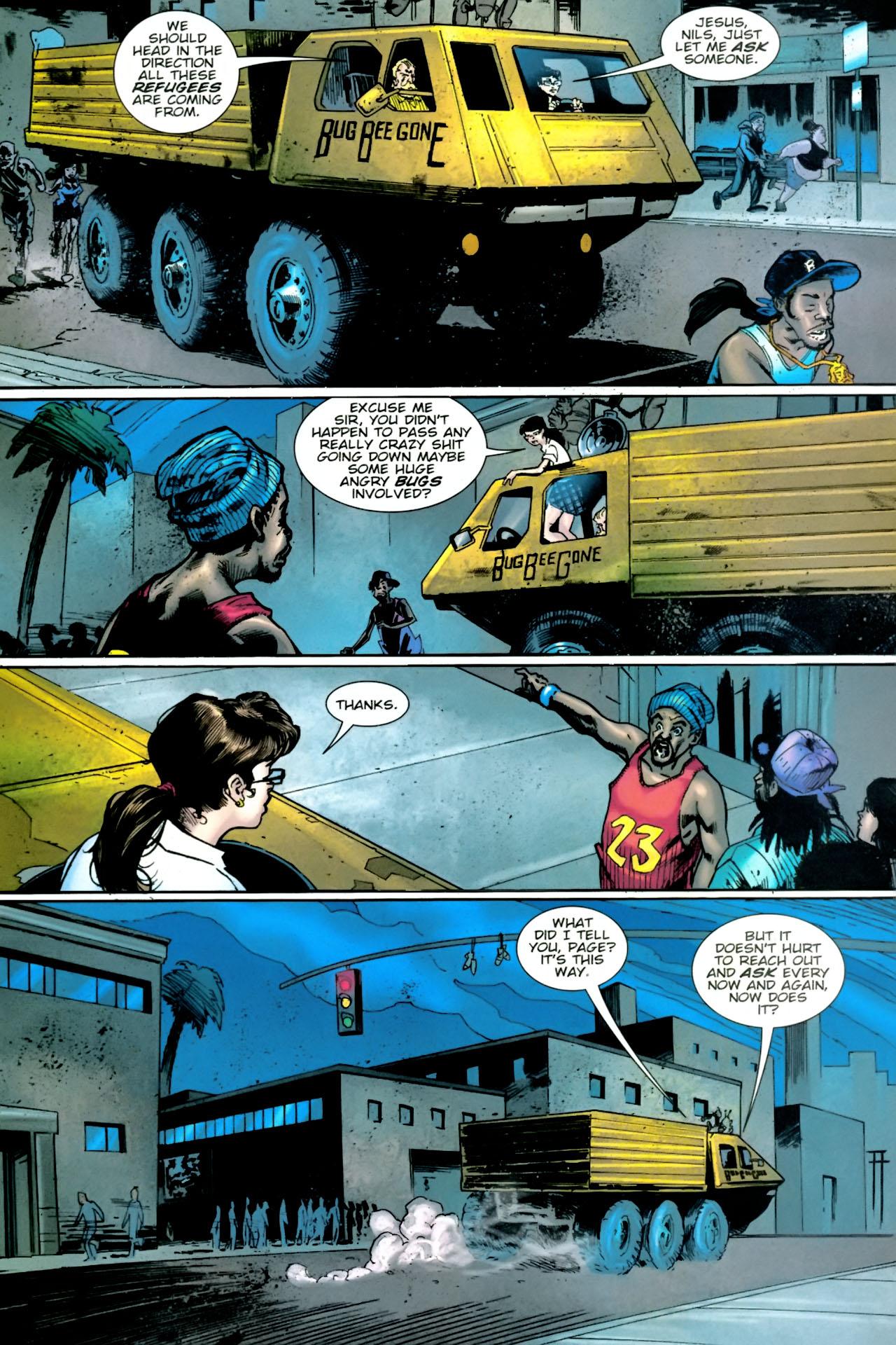Read online The Exterminators comic -  Issue #22 - 18