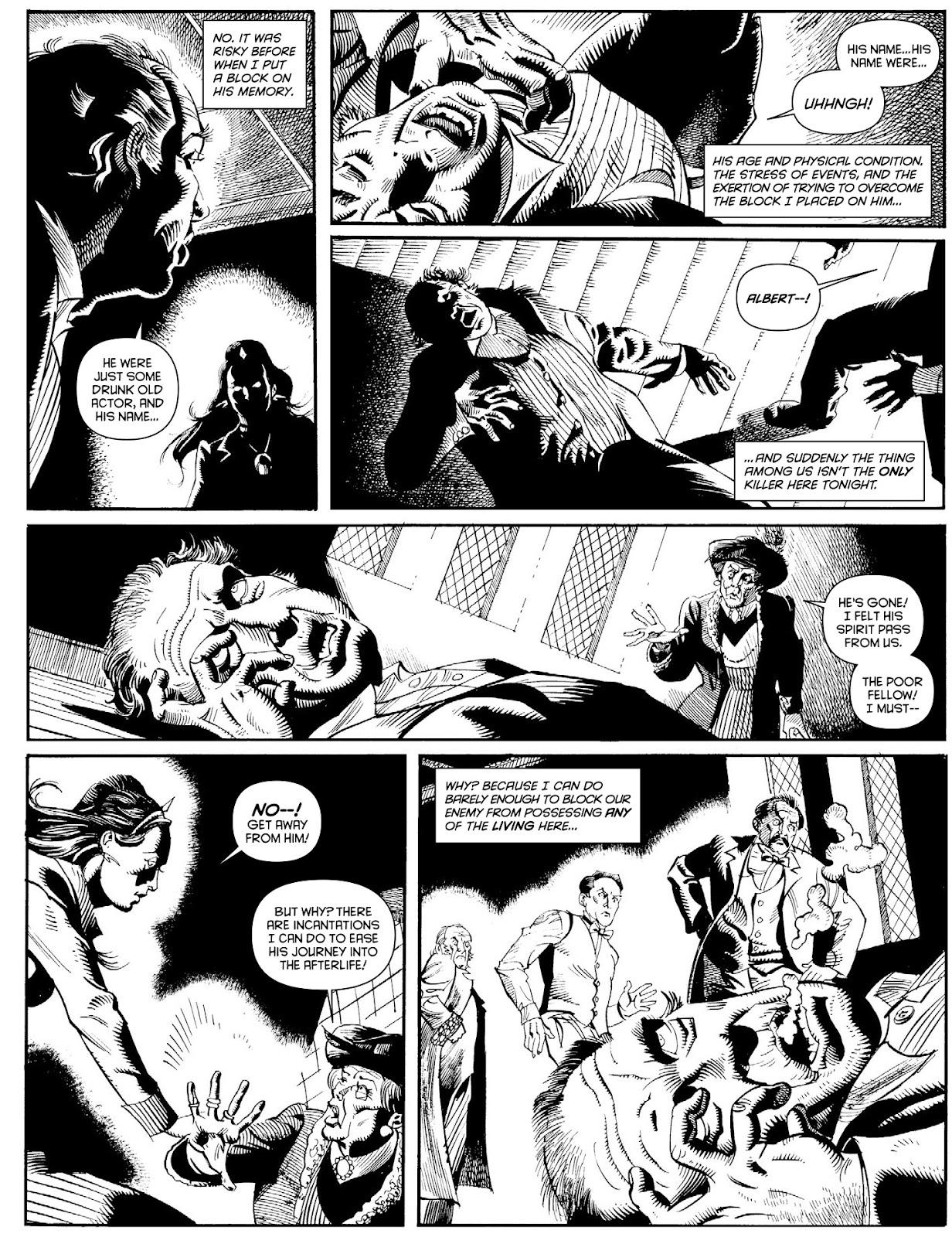 Judge Dredd Megazine (Vol. 5) issue 427 - Page 96