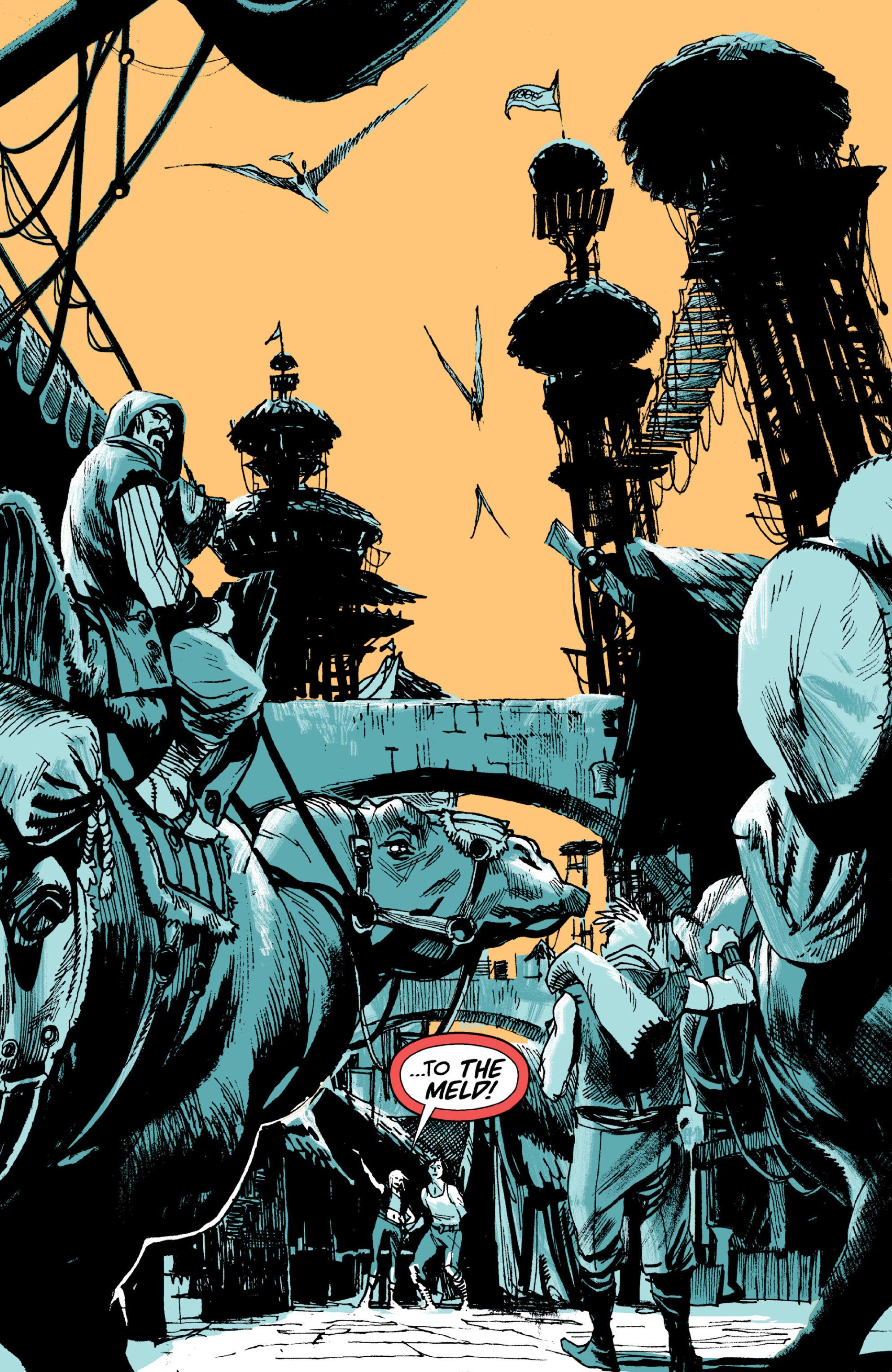Read online Ei8ht comic -  Issue # TPB - 26