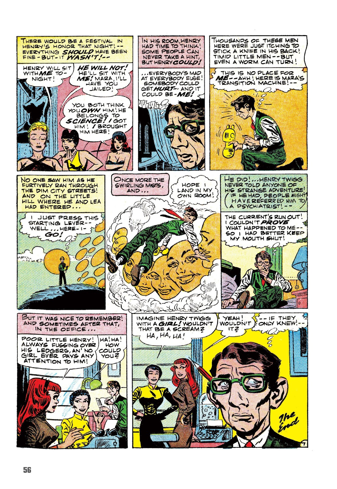 Read online The Joe Kubert Archives comic -  Issue # TPB (Part 1) - 67