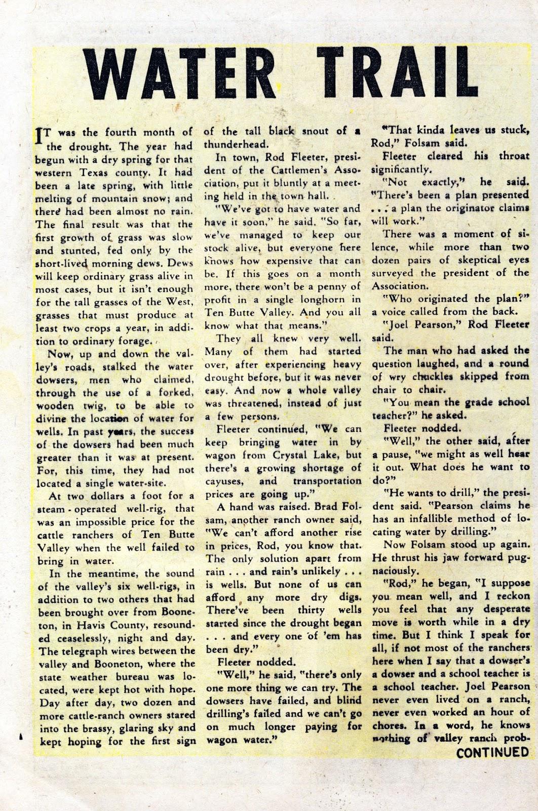 Gunsmoke Western issue 60 - Page 8