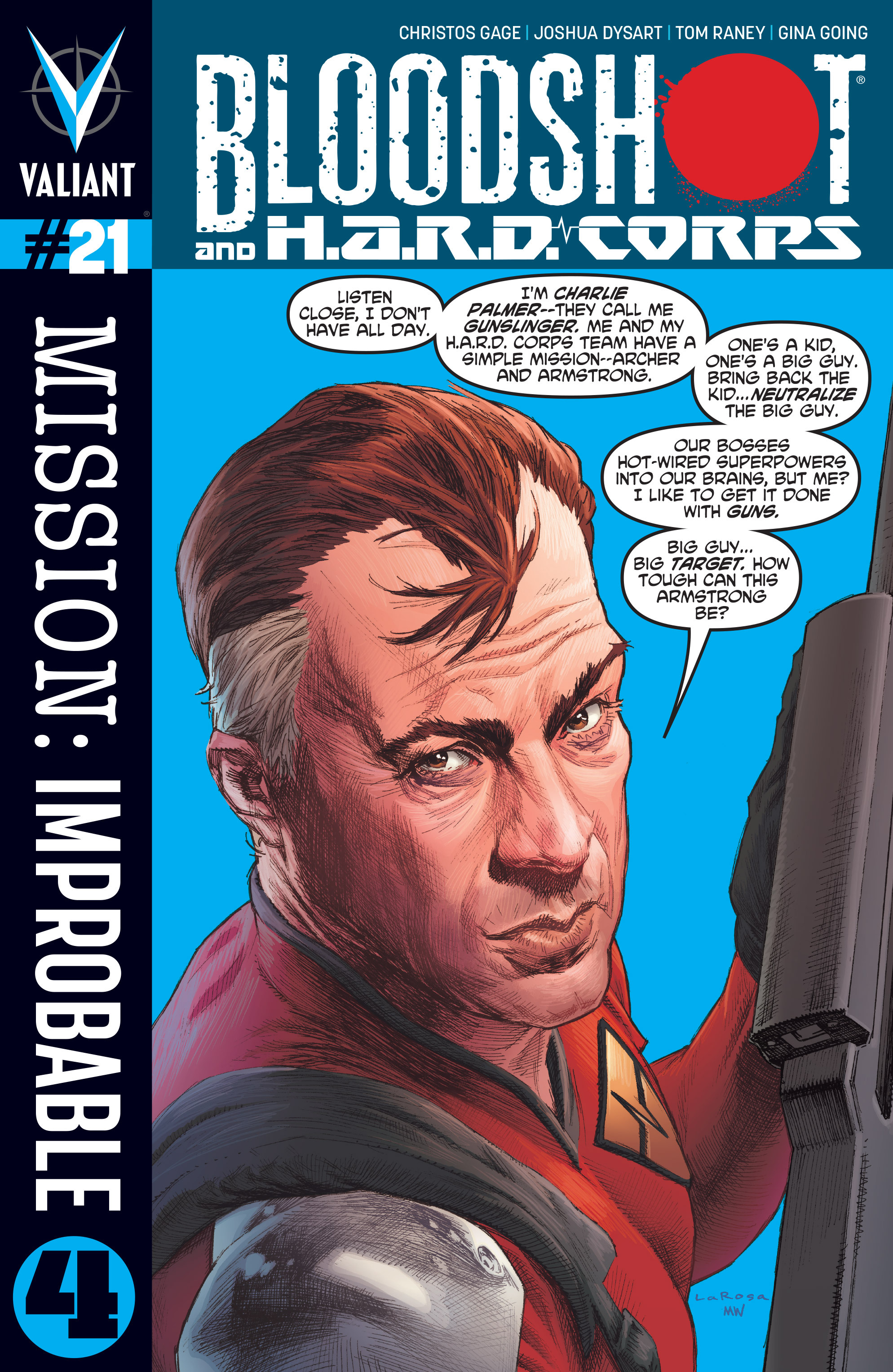 Read online Bloodshot and H.A.R.D.Corps comic -  Issue #21 - 1